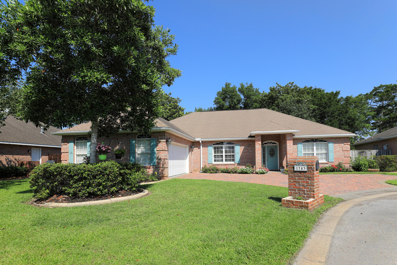 1743  Wren Way, Niceville in Okaloosa County, FL 32578 Home for Sale