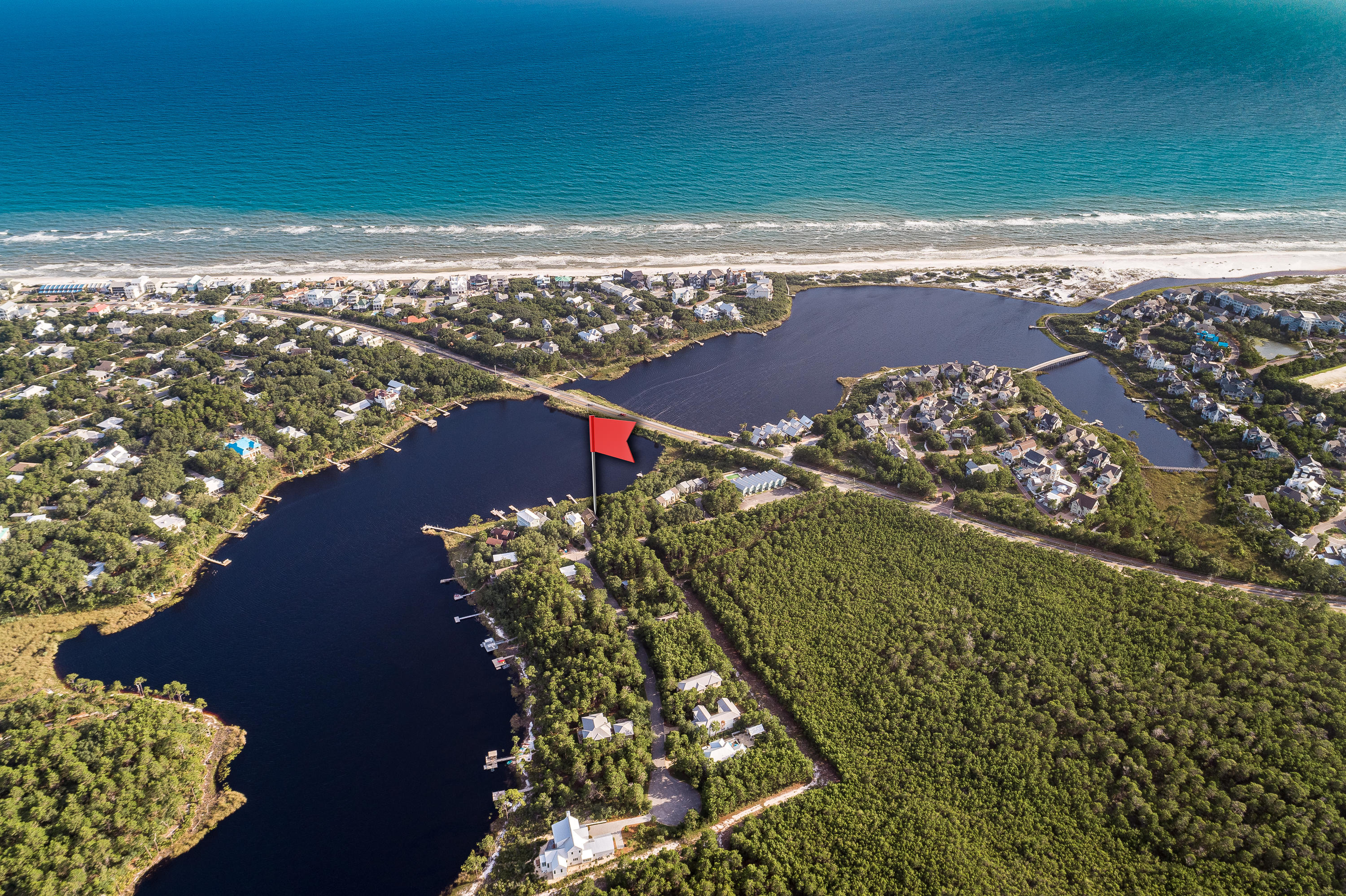Photo of home for sale at 130 Camp Creek, Inlet Beach FL