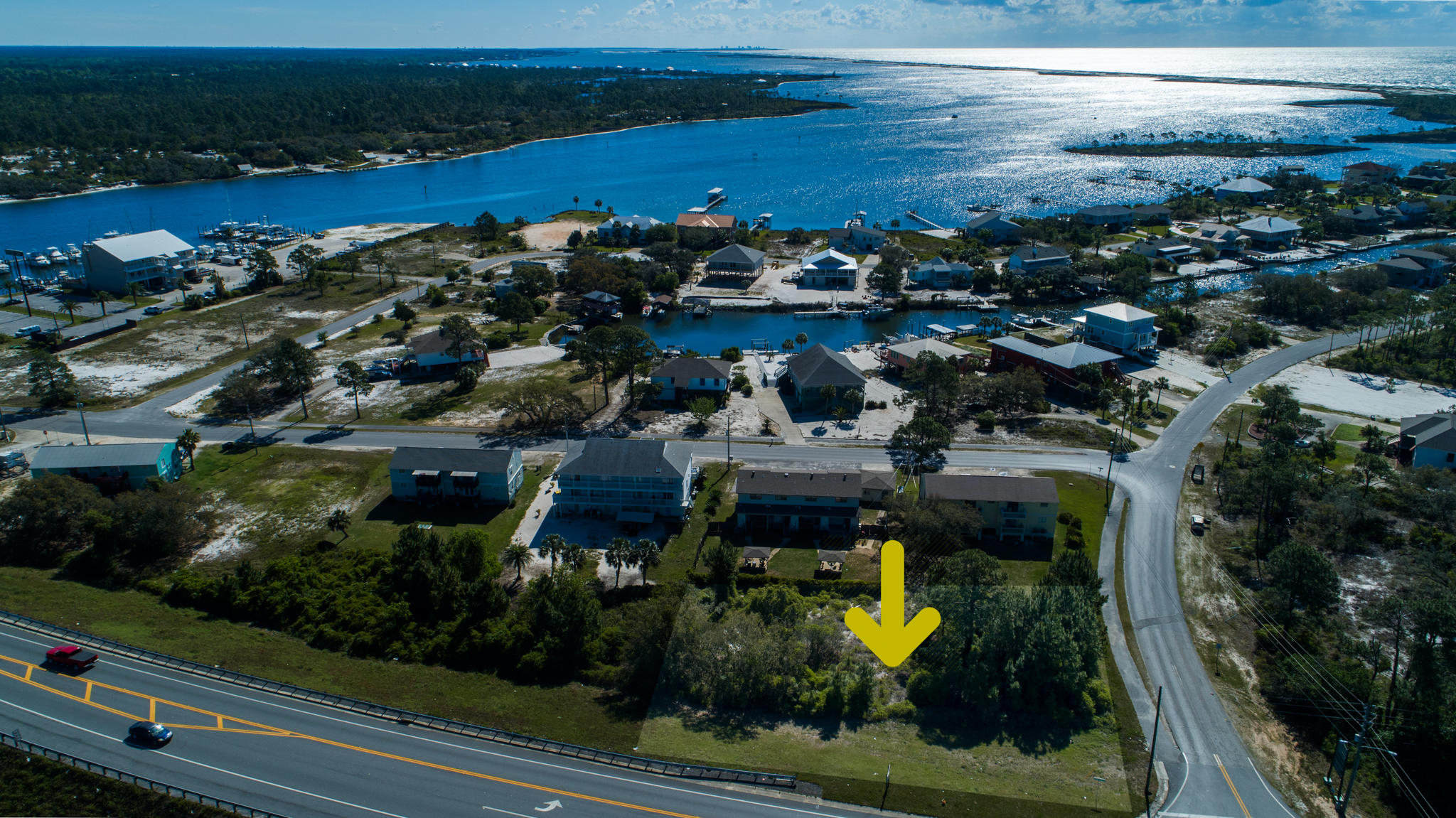 Photo of home for sale at 0000 Perdido Key, Pensacola FL