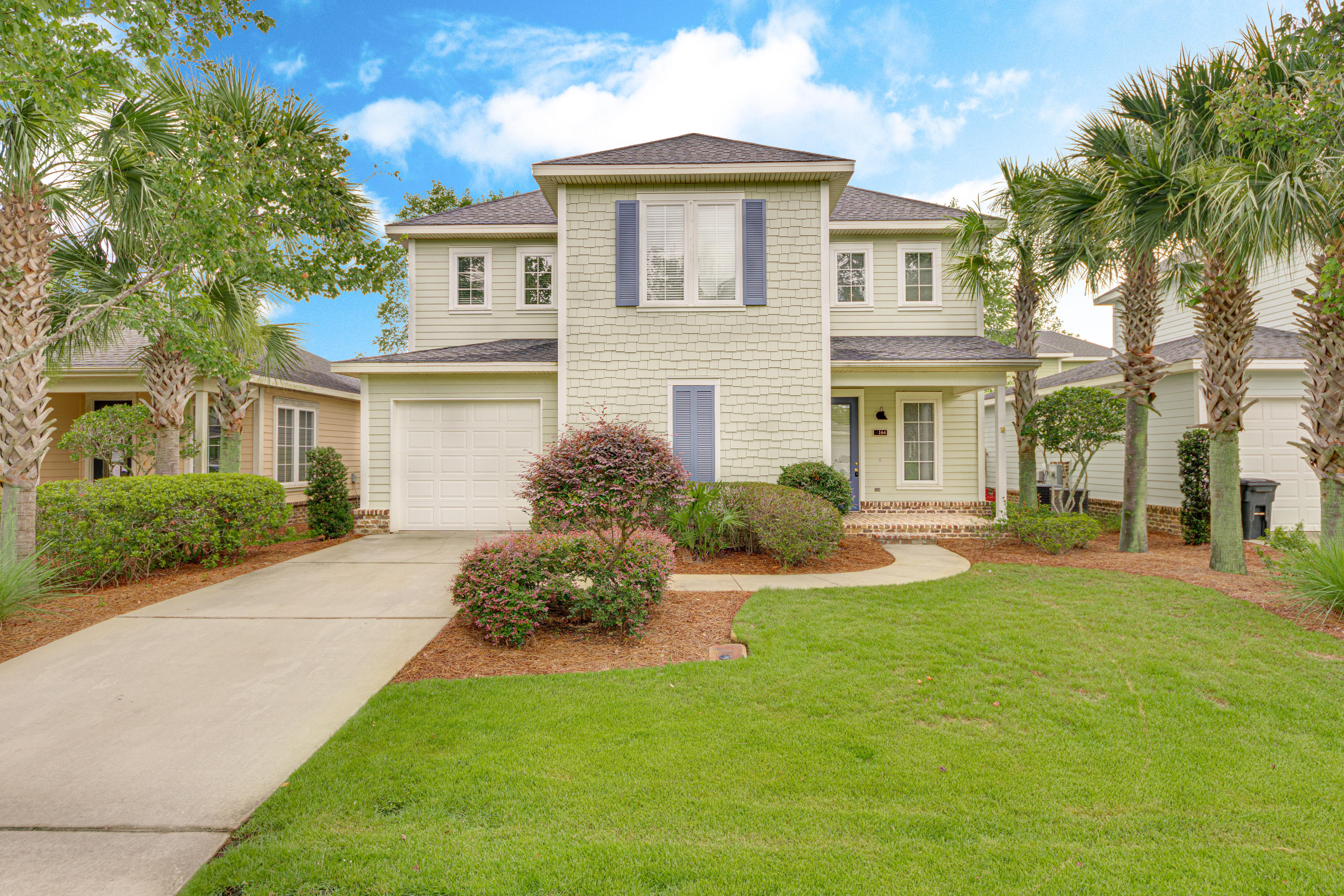 Photo of home for sale at 164 Zander, Santa Rosa Beach FL