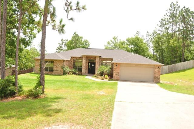 Photo of home for sale at 6255 Bullet, Crestview FL