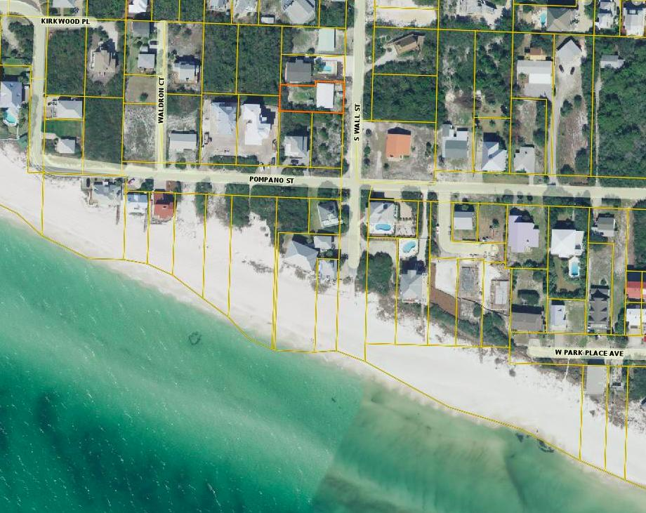 Photo of home for sale at 196 Wall, Inlet Beach FL