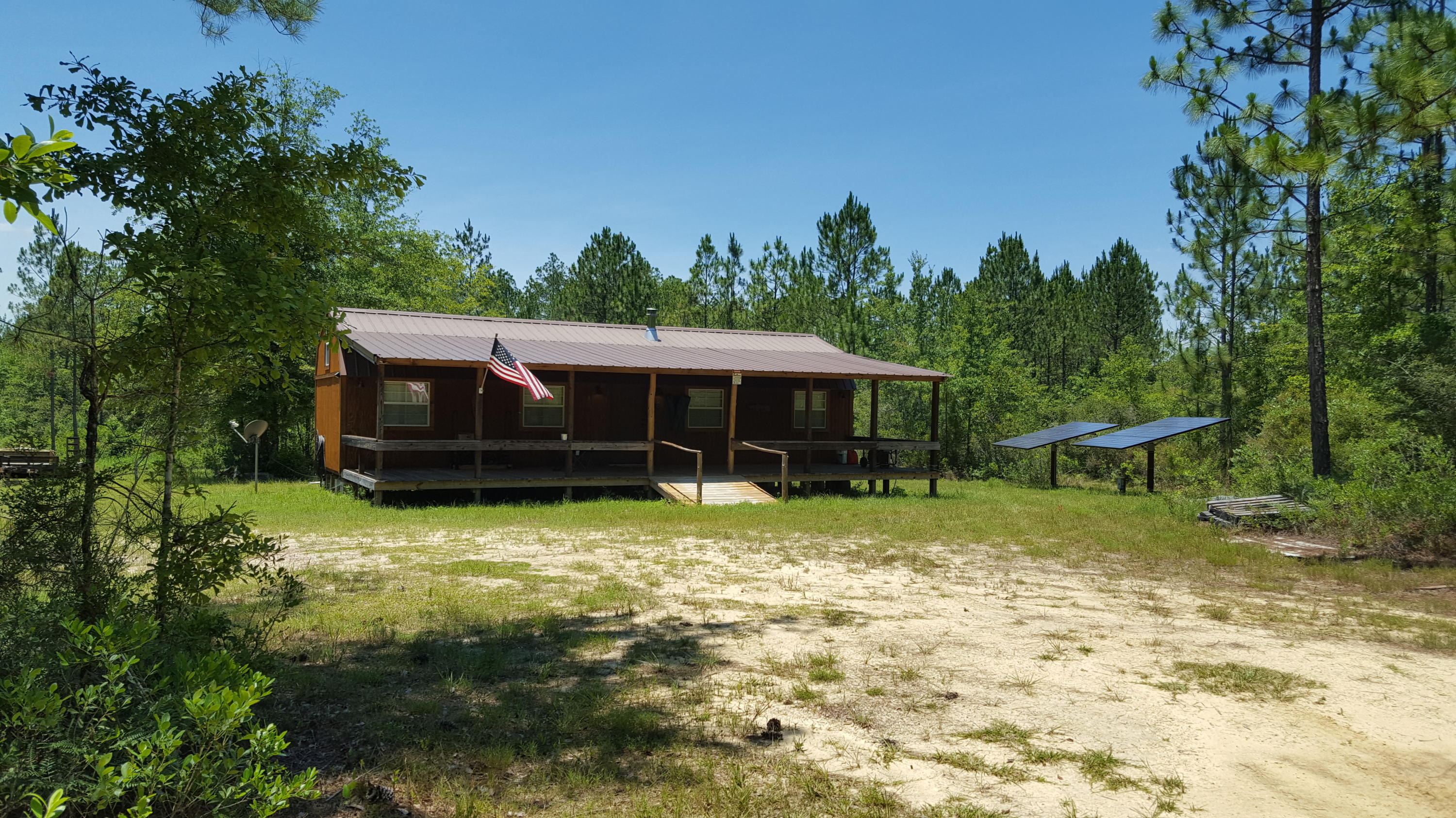Photo of home for sale at 755 Charles Booker, Baker FL