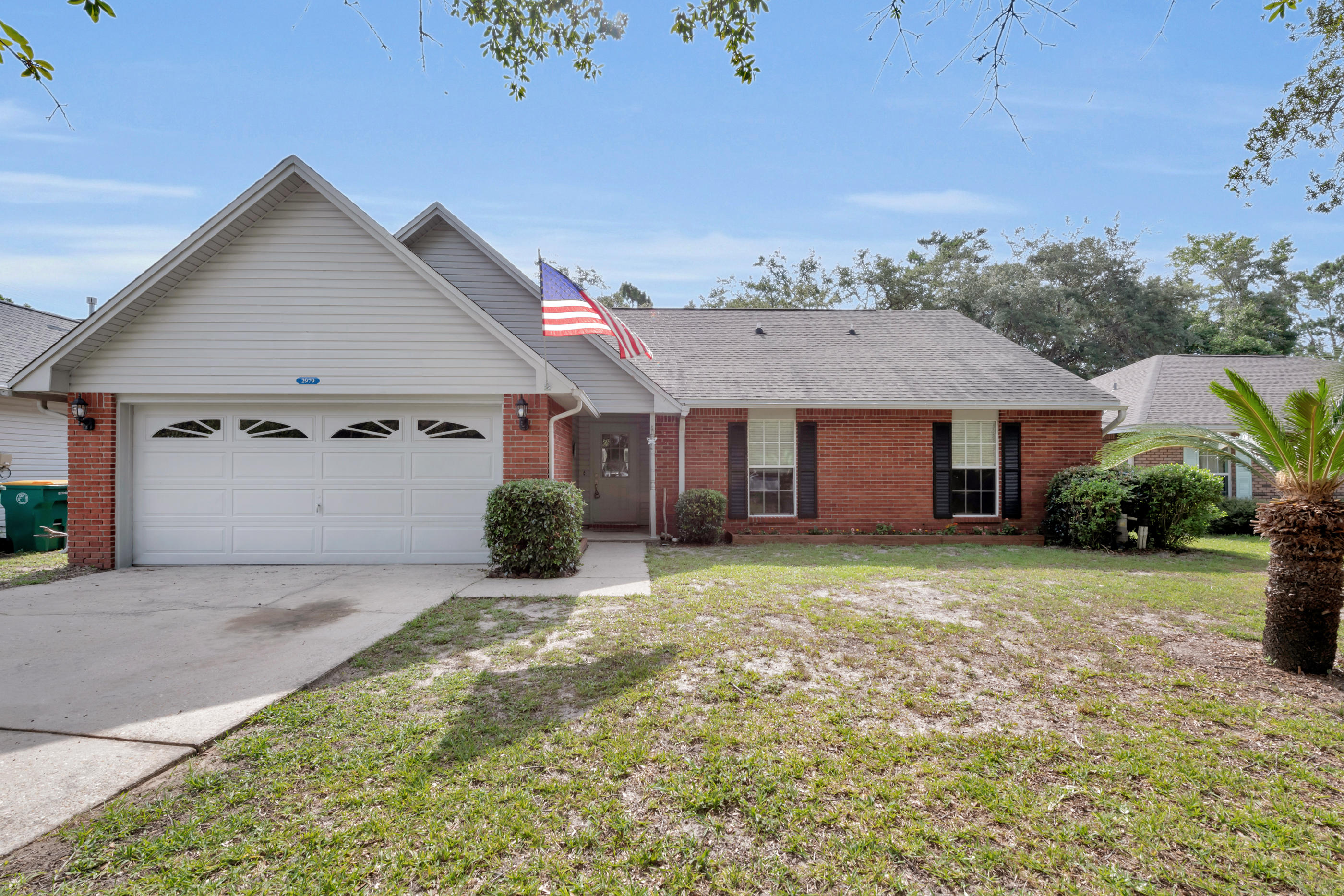 2979  Blue Pine Lane, Niceville in Okaloosa County, FL 32578 Home for Sale