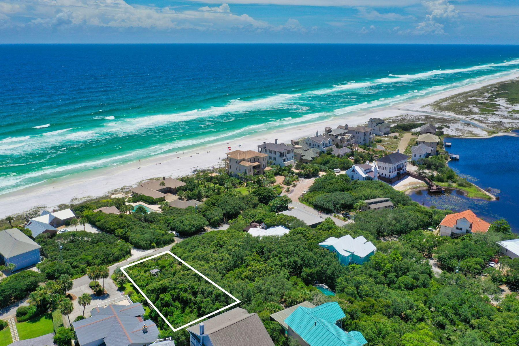 Photo of home for sale at LOT 11 Highland, Santa Rosa Beach FL
