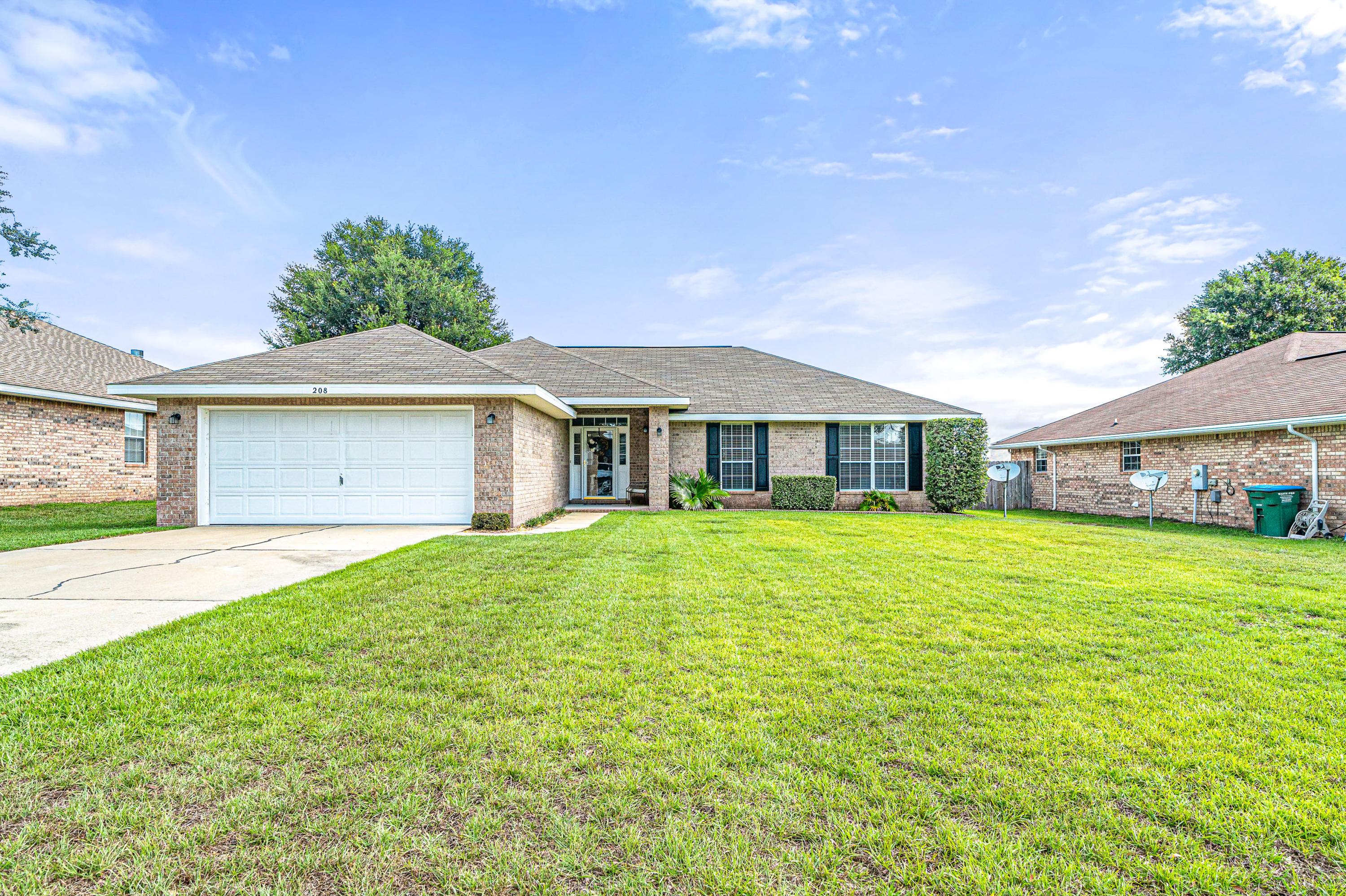 Photo of home for sale at 208 Citadel, Crestview FL