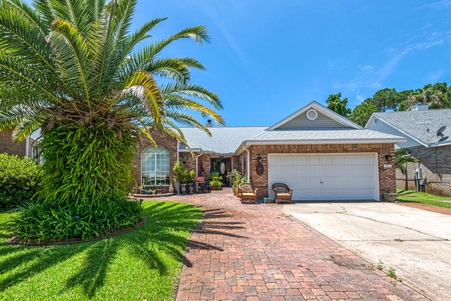 Photo of home for sale at 3812 Misty, Destin FL