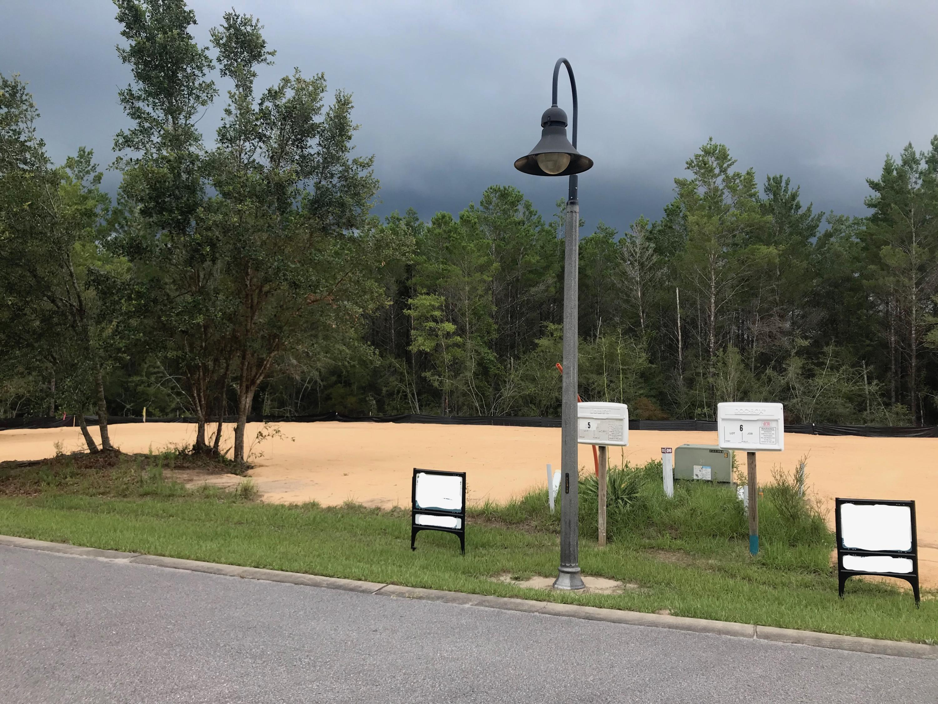 Photo of home for sale at Lot 7 Sweet Blossom Bend, Freeport FL