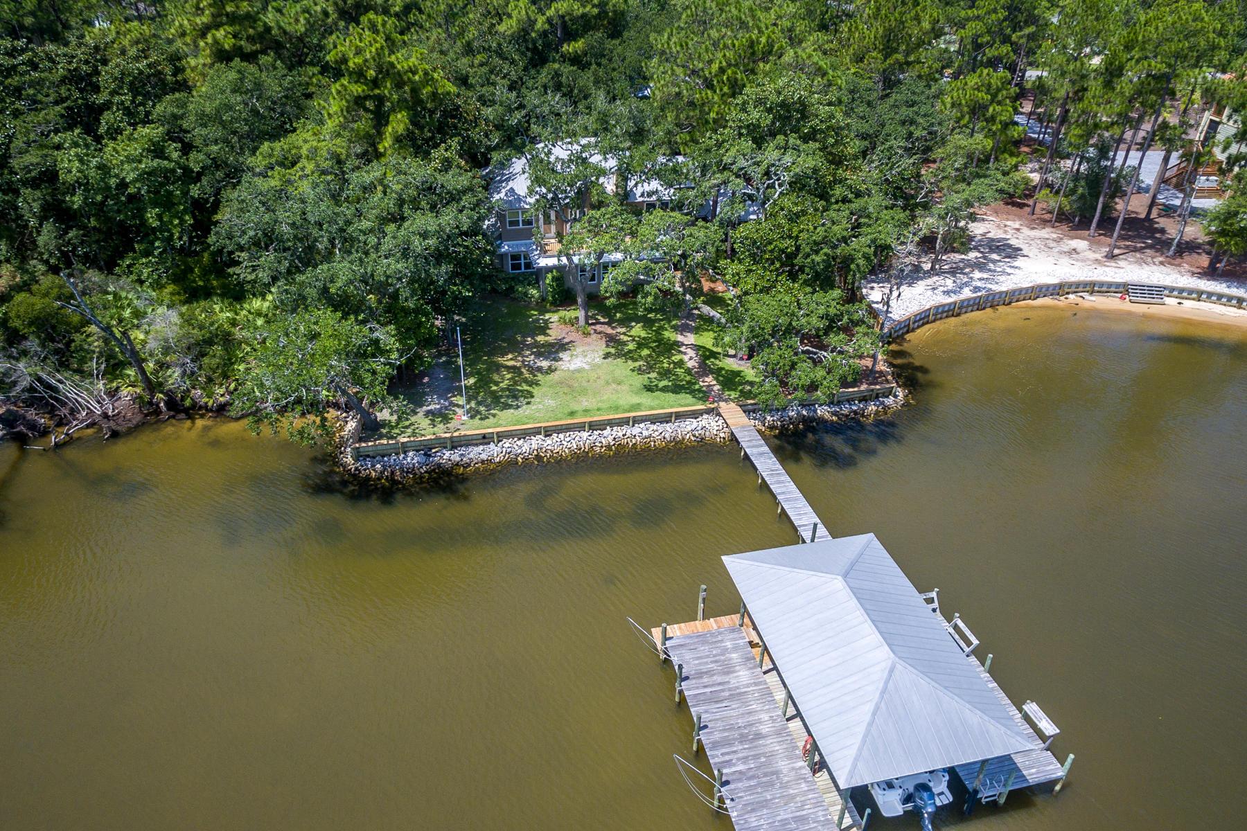 Photo of home for sale at 1245 Nursery, Santa Rosa Beach FL