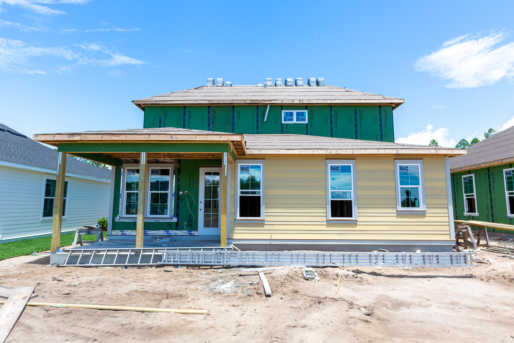 Photo of home for sale at 44 Windrow, Watersound FL