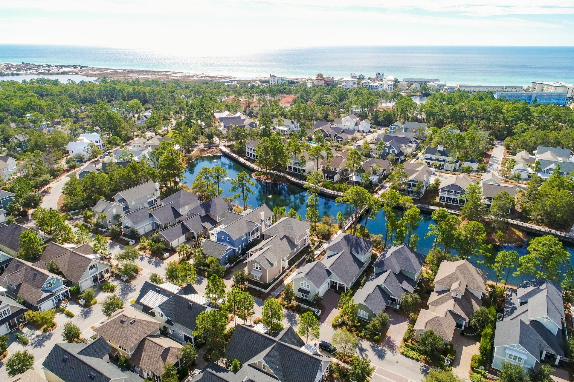 Photo of home for sale at 42 Half Hitch, Santa Rosa Beach FL