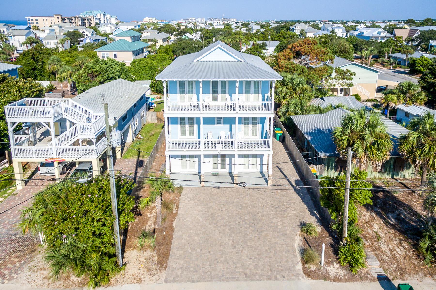 A 6 Bedroom 6 Bedroom Crystal Beach Home