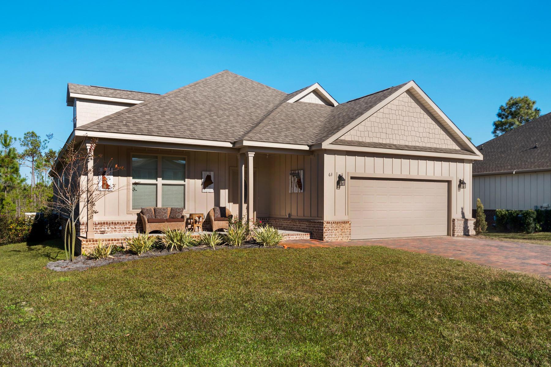 Photo of home for sale at 63 Pearl Aardon, Santa Rosa Beach FL