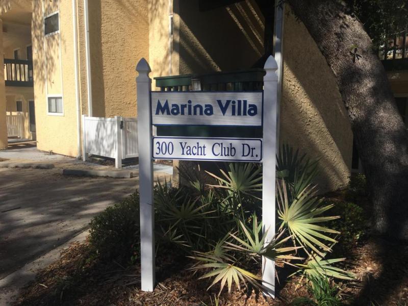 A 3 Bedroom 2 Bedroom Marina Villas Condo At Bluewater Bay Condominium