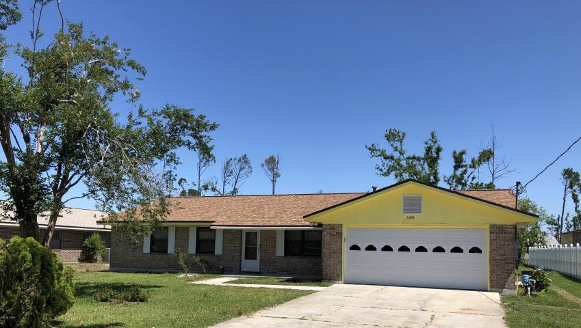 Photo of home for sale at 6401 Letohatchee, Panama City FL