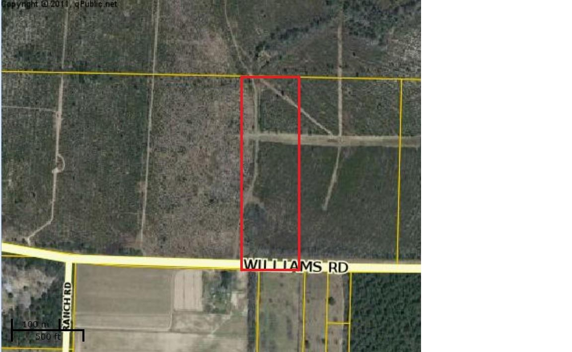 Photo of home for sale at 10 ac Williams, Defuniak Springs FL