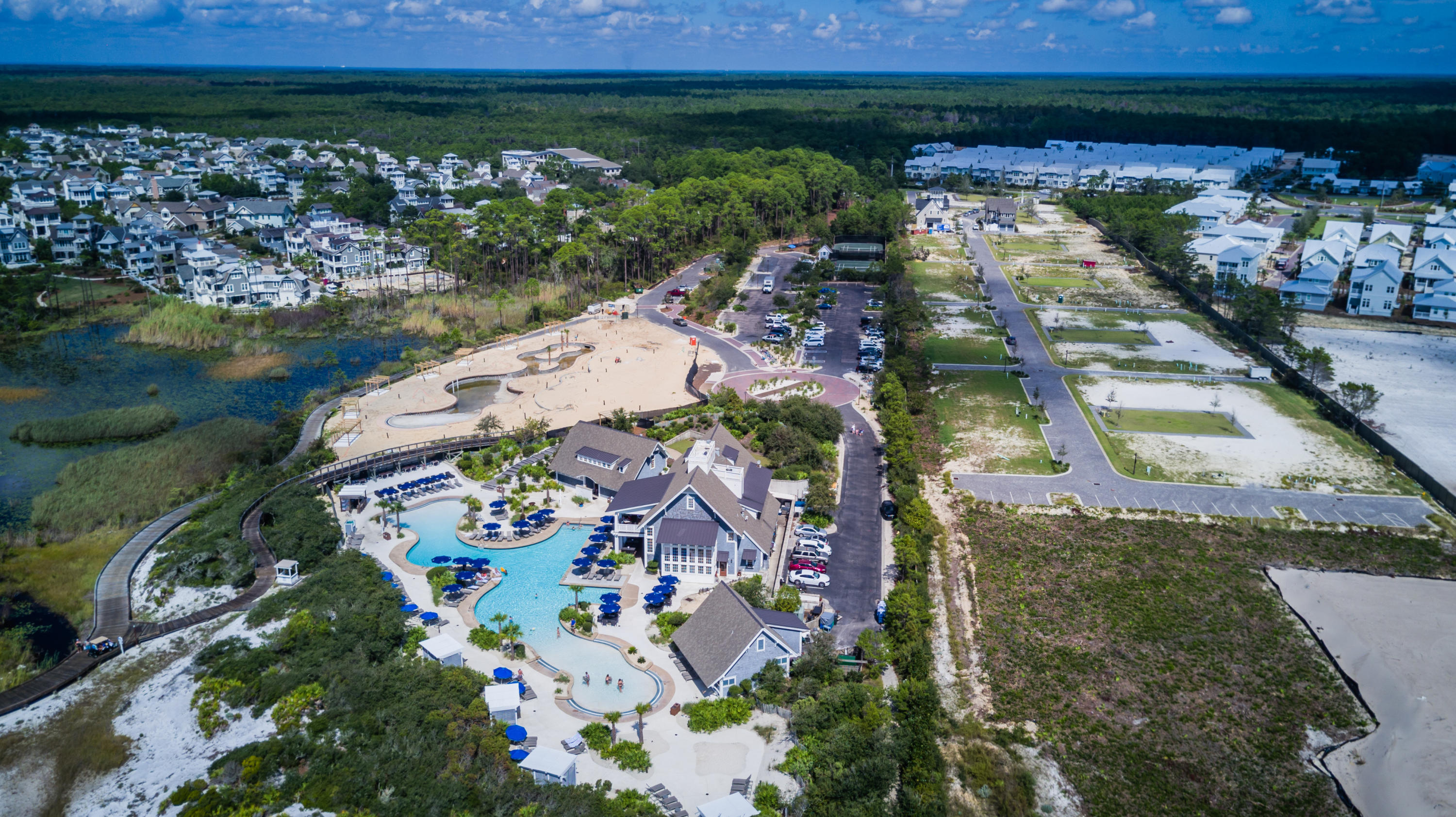 Photo of home for sale at Lot 27 Grace Point Way, Watersound FL