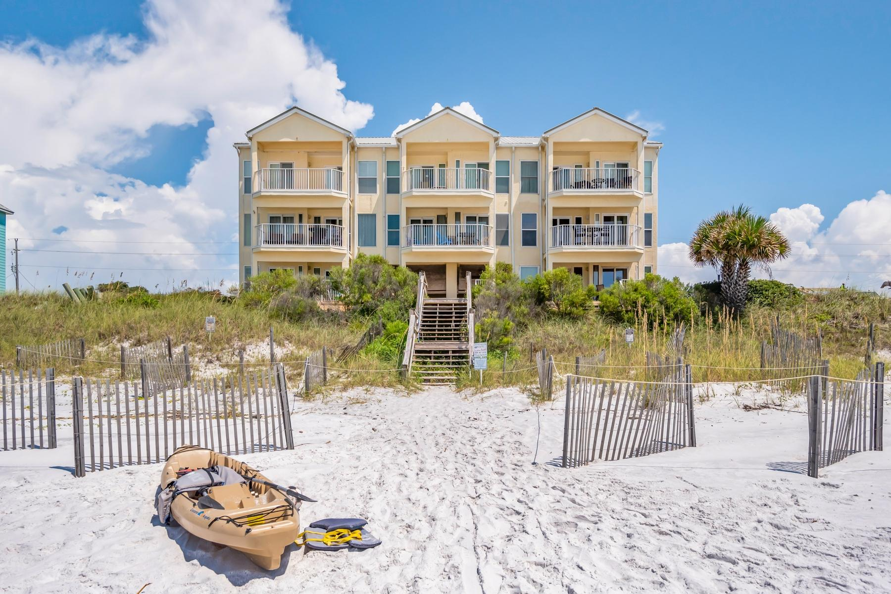 Photo of home for sale at 6015 County Highway 30A, Santa Rosa Beach FL