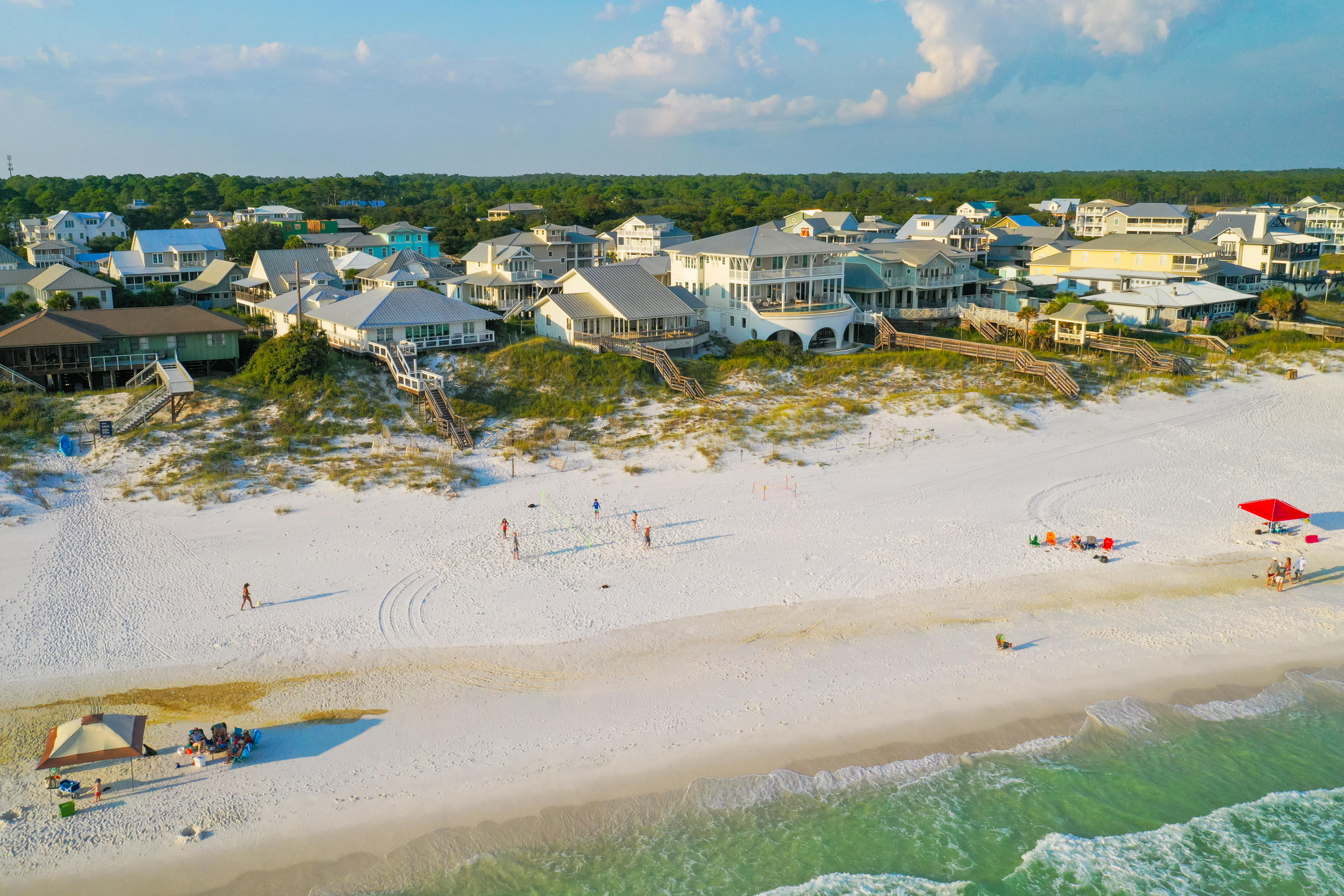 A 3 Bedroom 3 Bedroom Grayton Beach Home