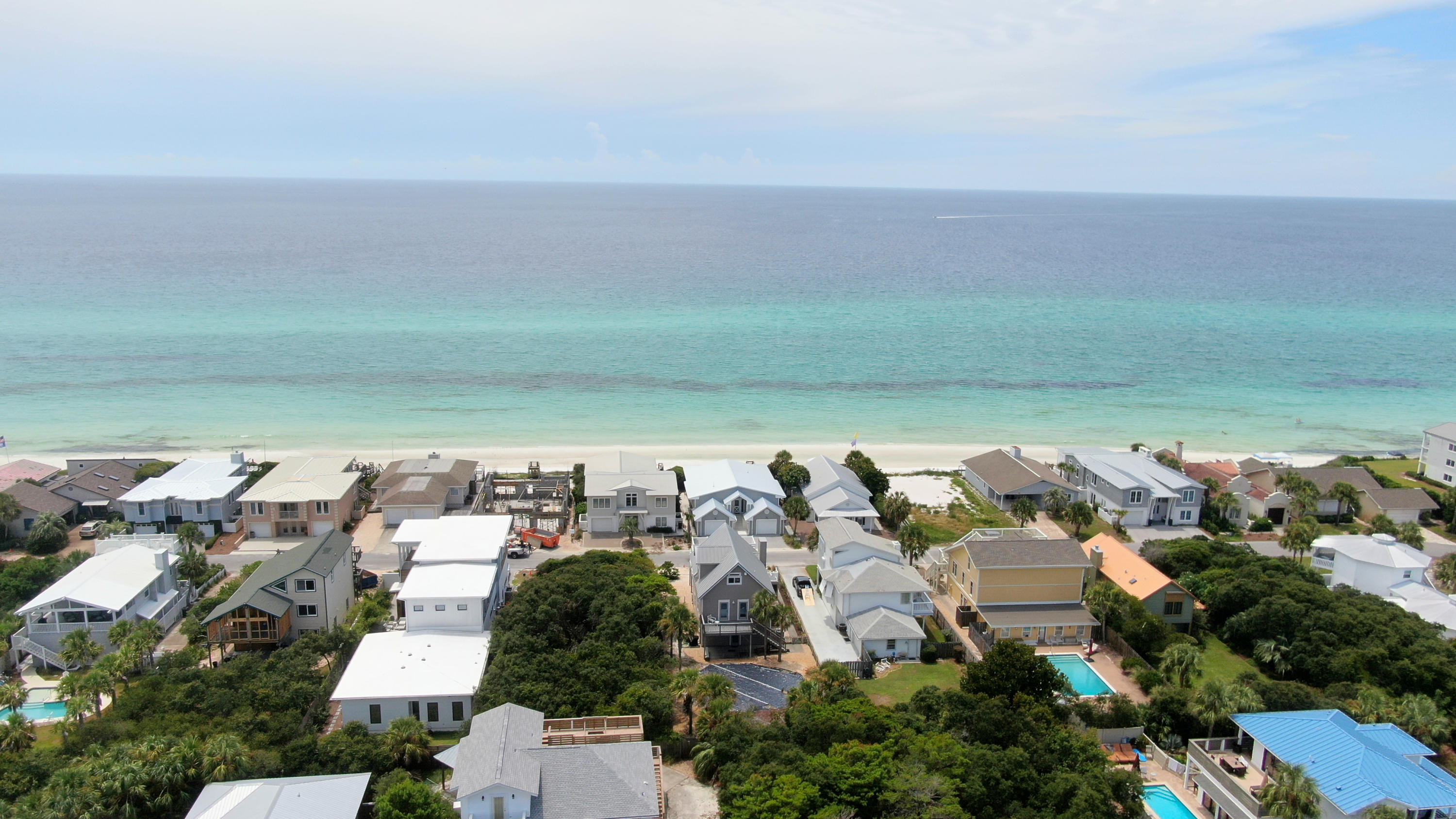 Photo of home for sale at Lot 7 Sand Cliffs, Inlet Beach FL