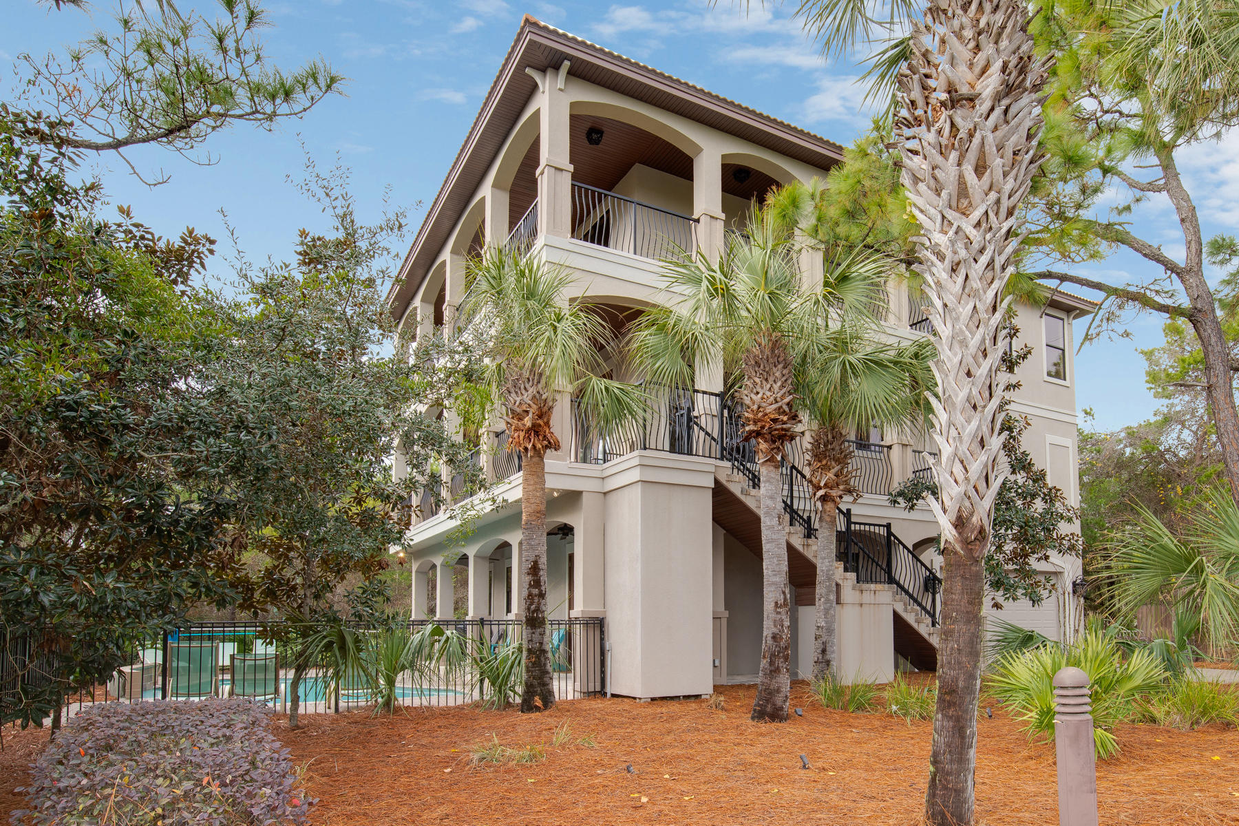 Photo of home for sale at 4049 County Hwy 30A, Santa Rosa Beach FL