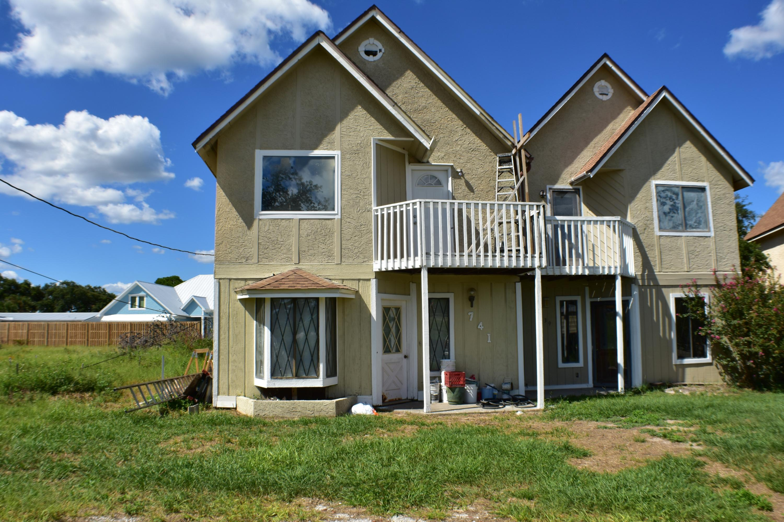 Photo of home for sale at 741 Lake Powell, Panama City Beach FL