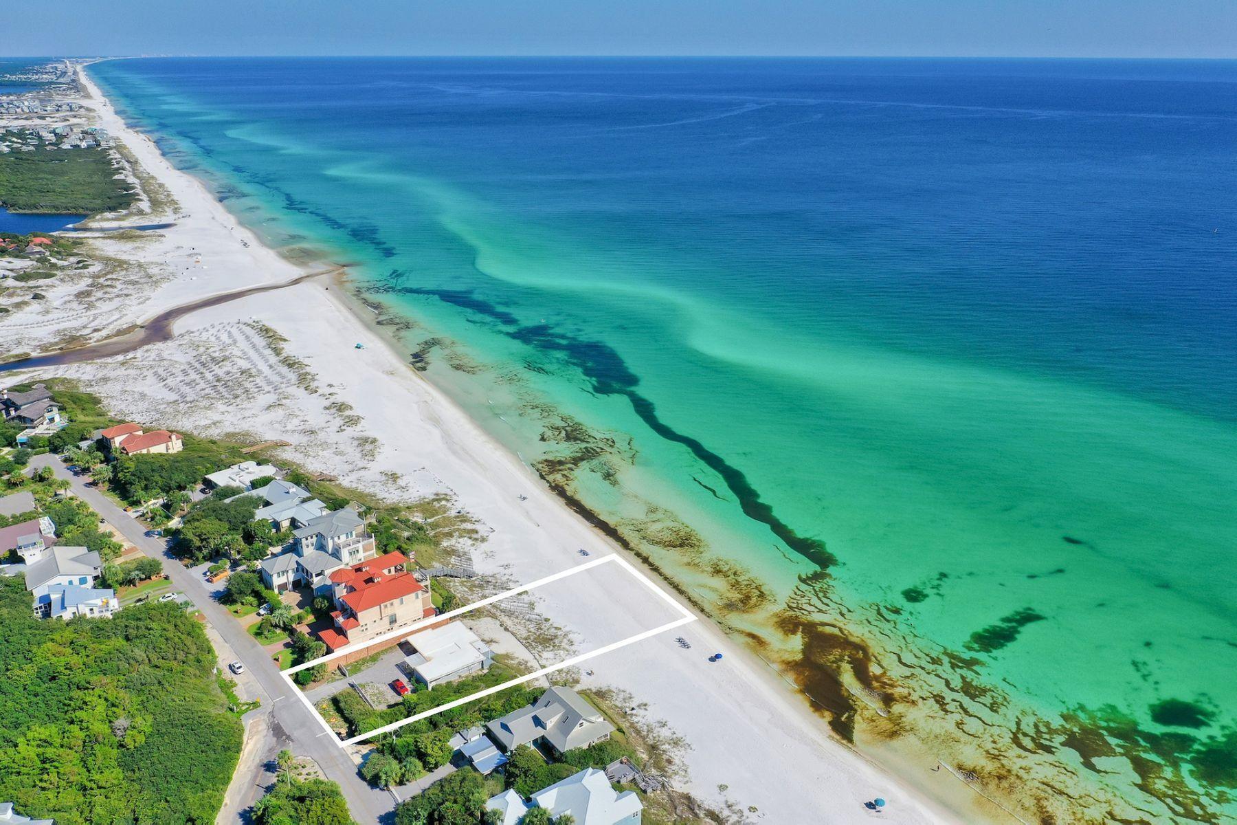 A   Blue Mountain Beach Residential Land