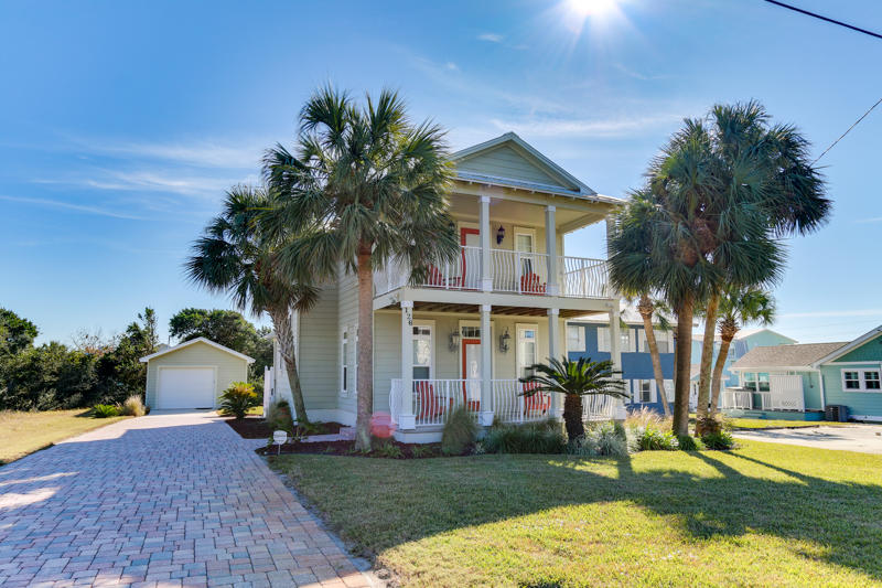Photo of home for sale at 126 3rd, Panama City Beach FL