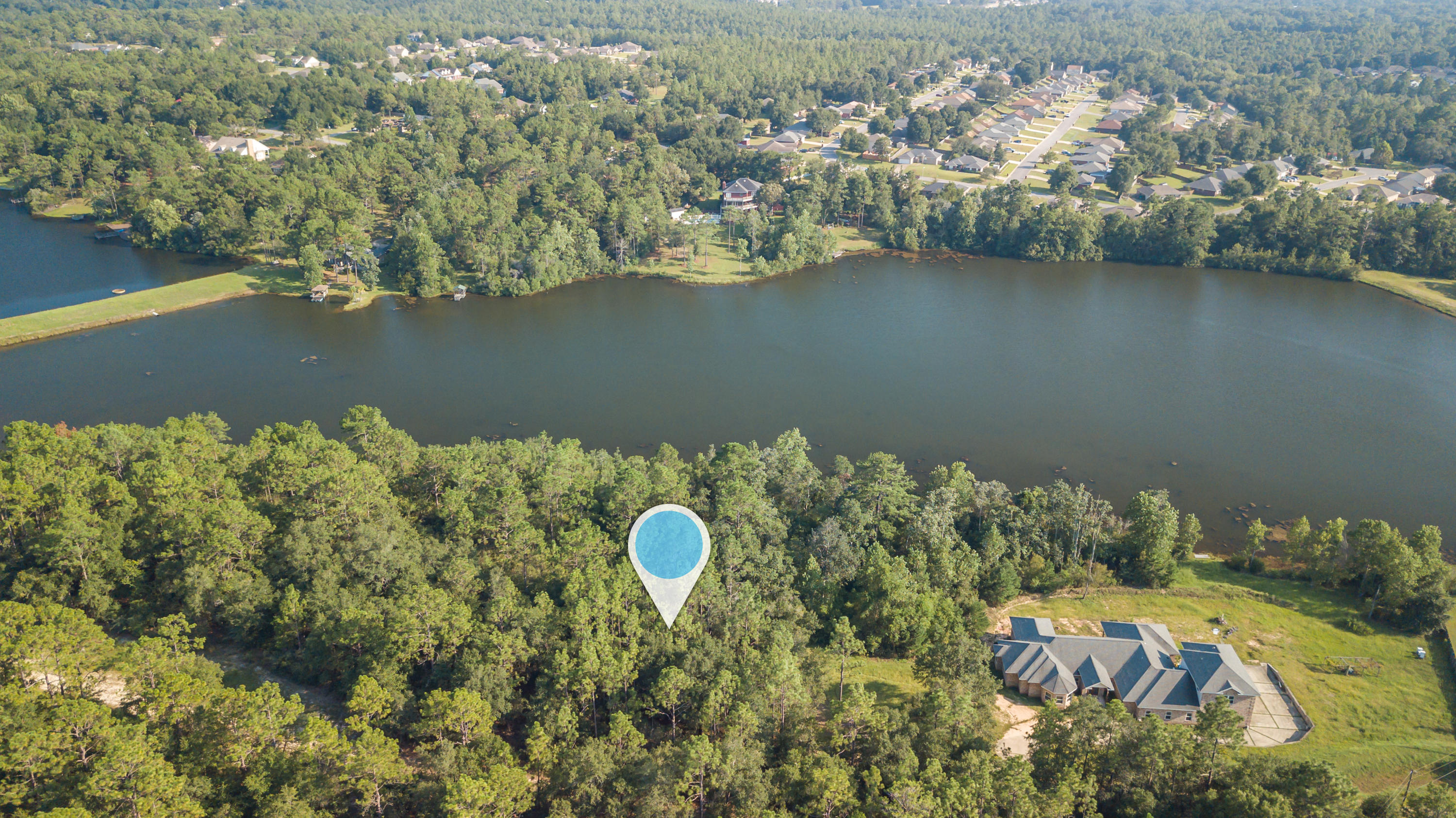 Photo of home for sale at XXX Choctaw, Crestview FL