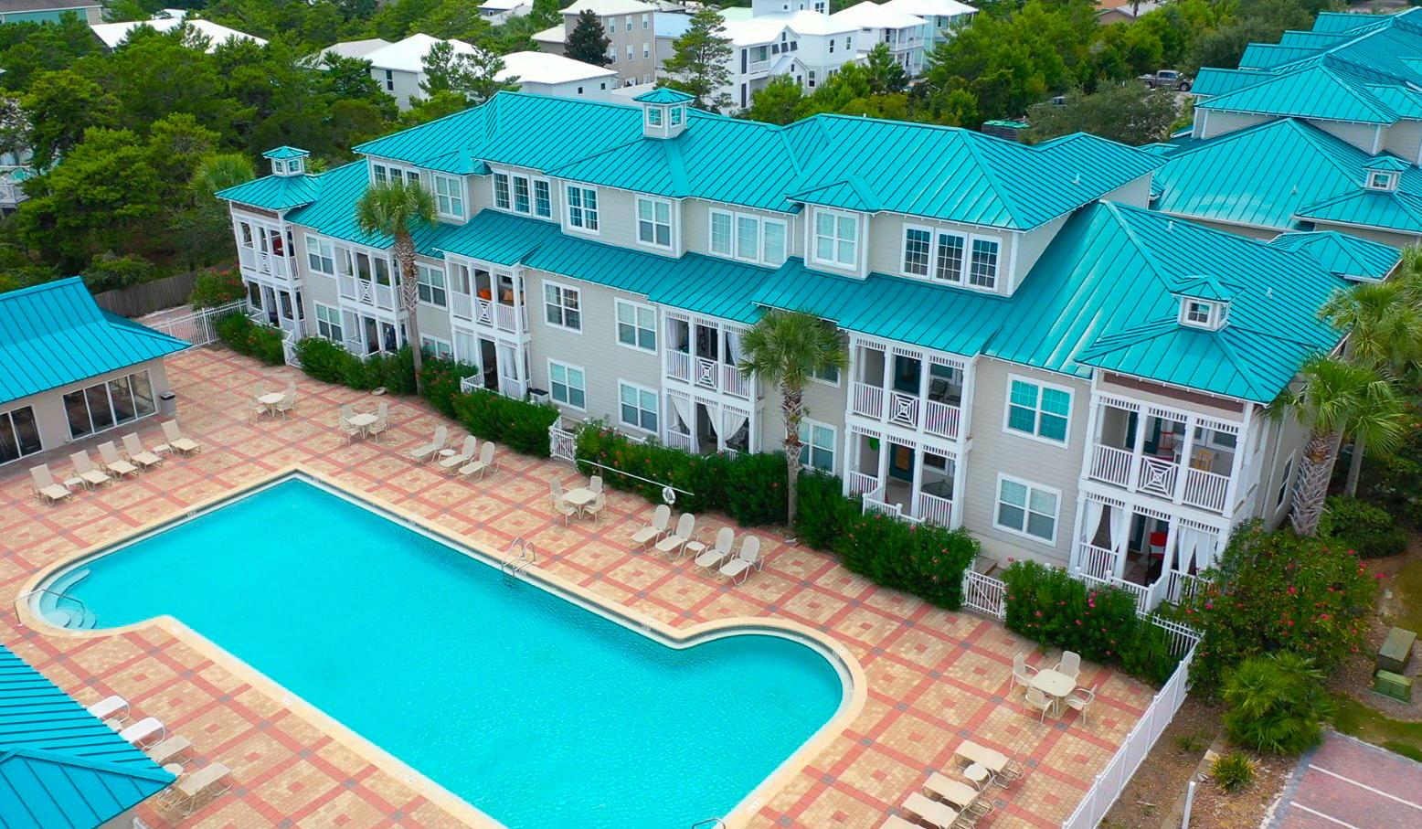 A 4 Bedroom 2 Bedroom Village At Blue Mountain Beach Condominium