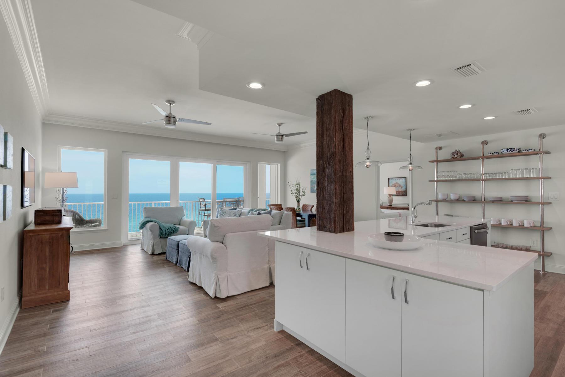 Photo of home for sale at 955 Scenic Gulf, Miramar Beach FL