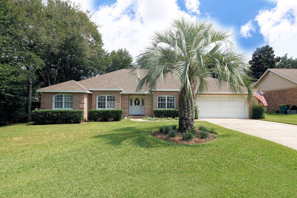 1642  Parkside Circle, Niceville in Okaloosa County, FL 32578 Home for Sale
