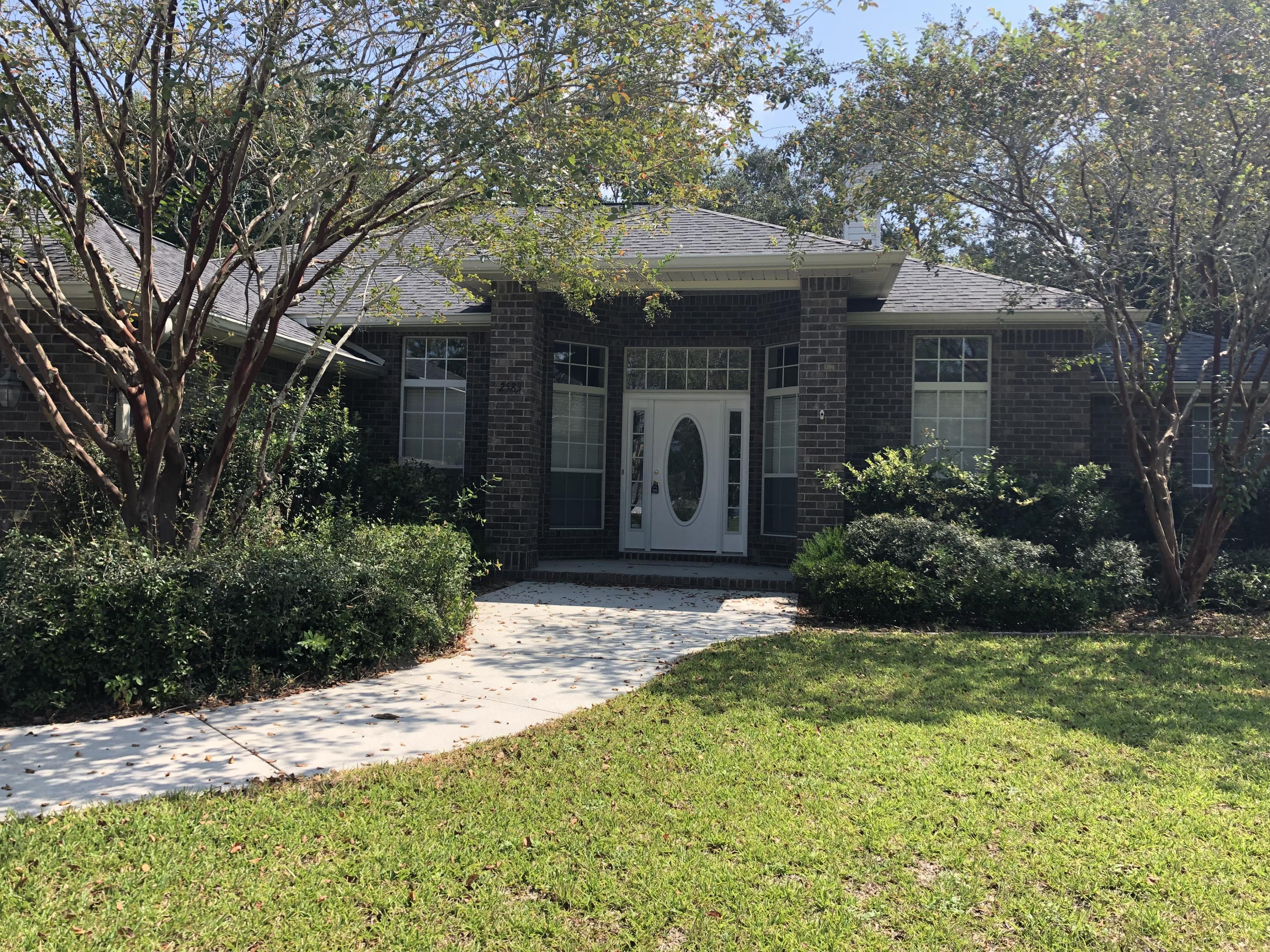 Photo of home for sale at 2583 Stormy, Navarre FL