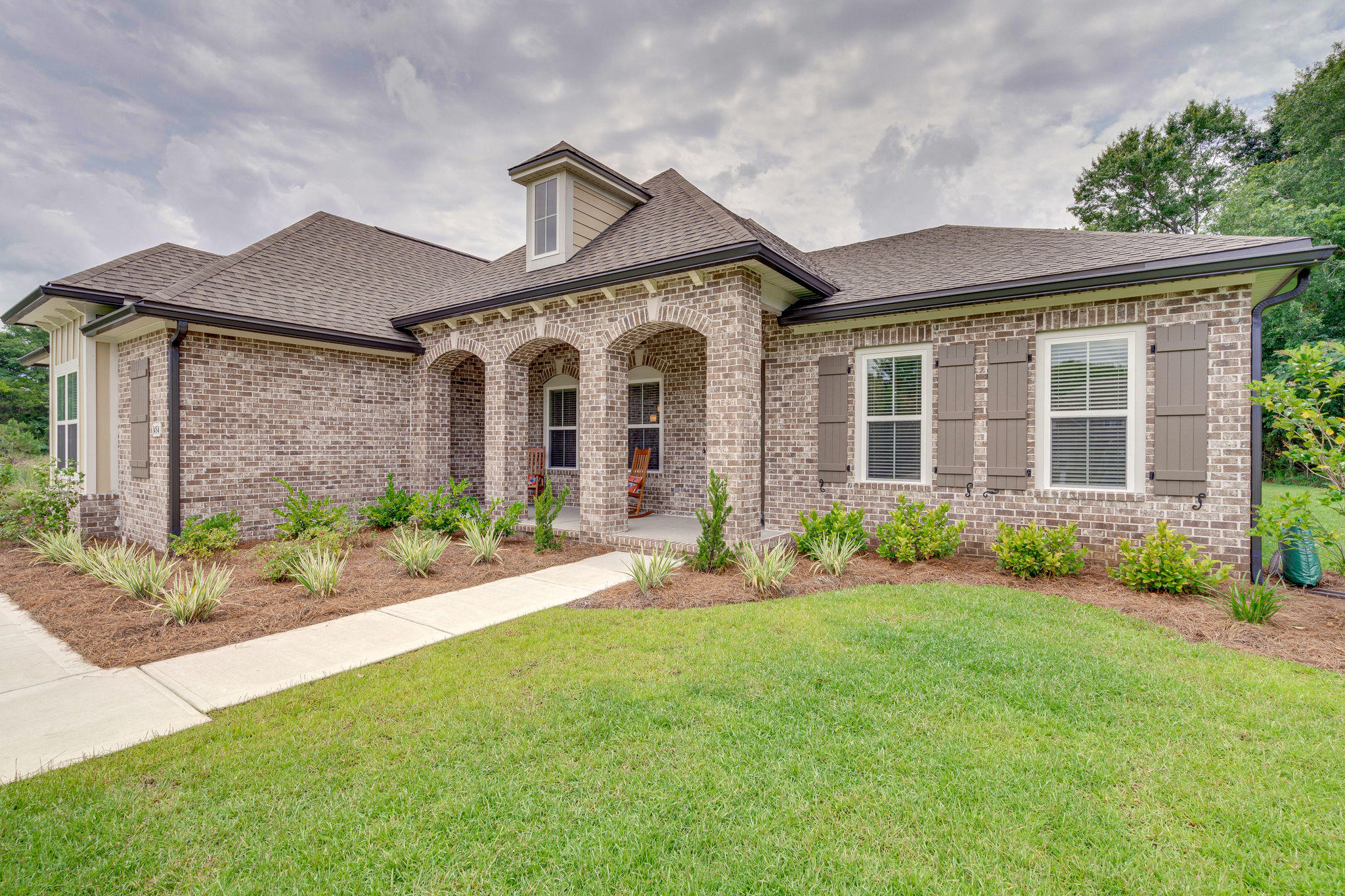 Photo of home for sale at 1454 Mill Creek, Baker FL