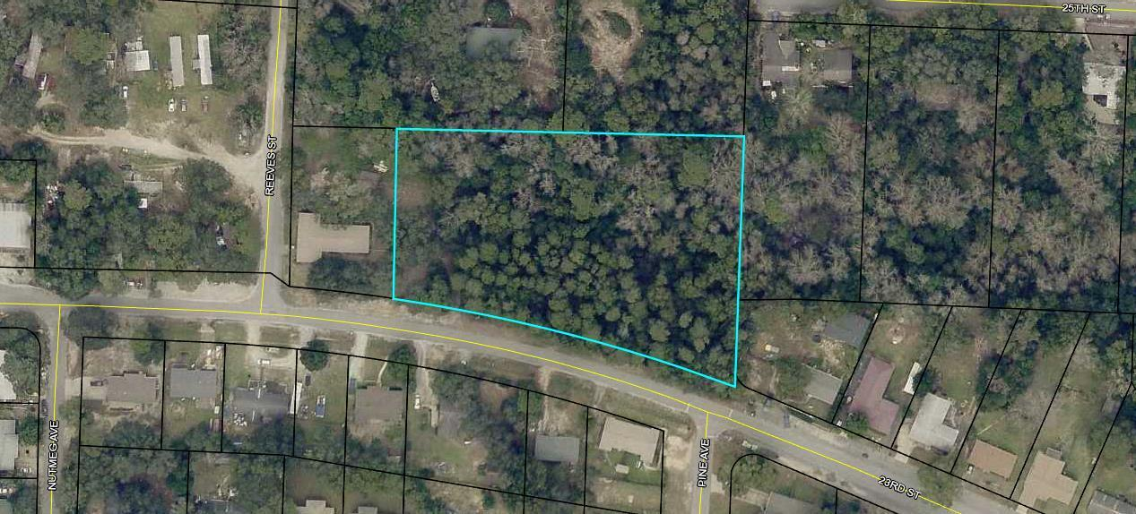 TBD  23rd Street, Niceville in Okaloosa County, FL 32578 Home for Sale