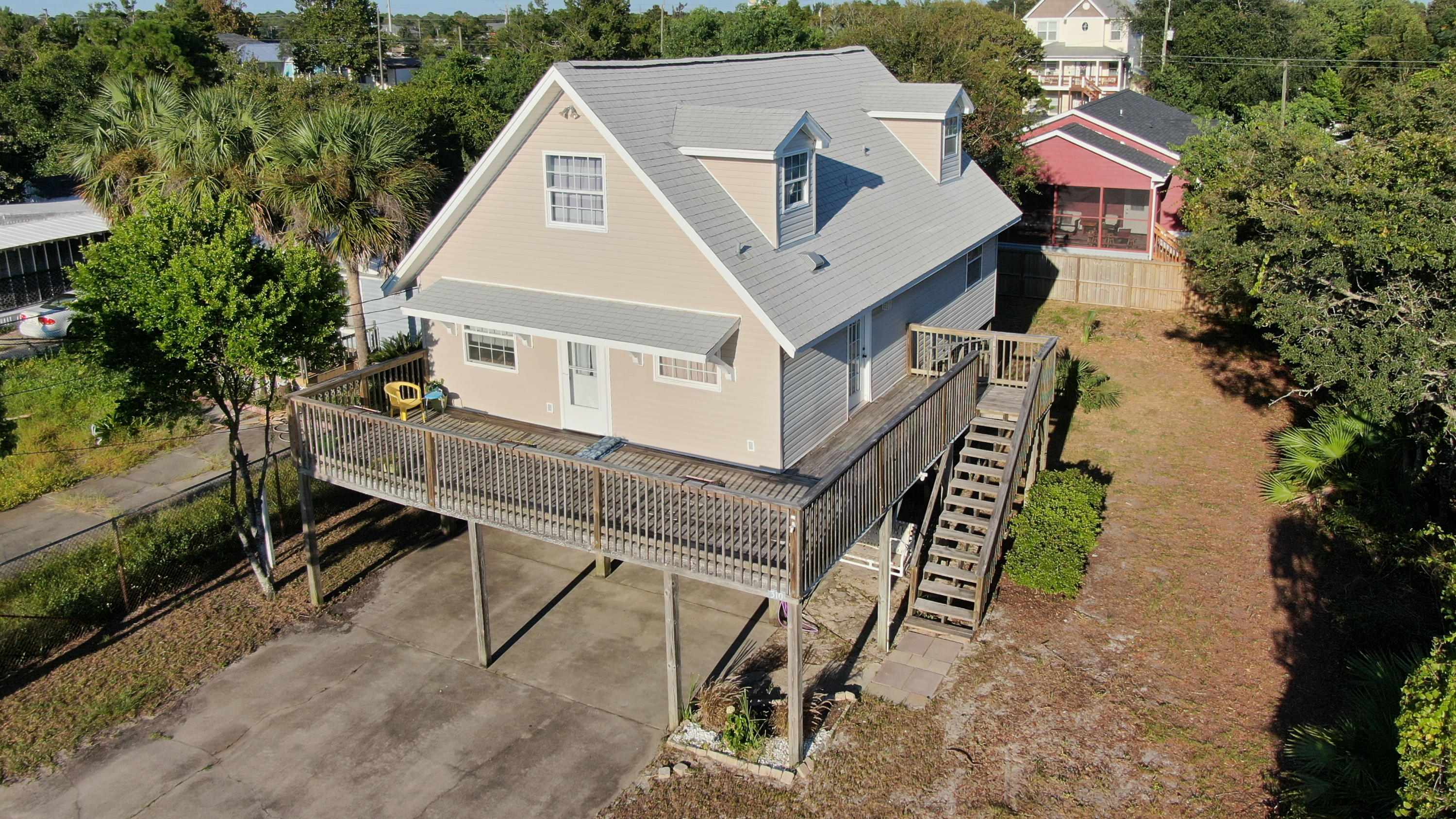MLS Property 831361 for sale in Panama City Beach