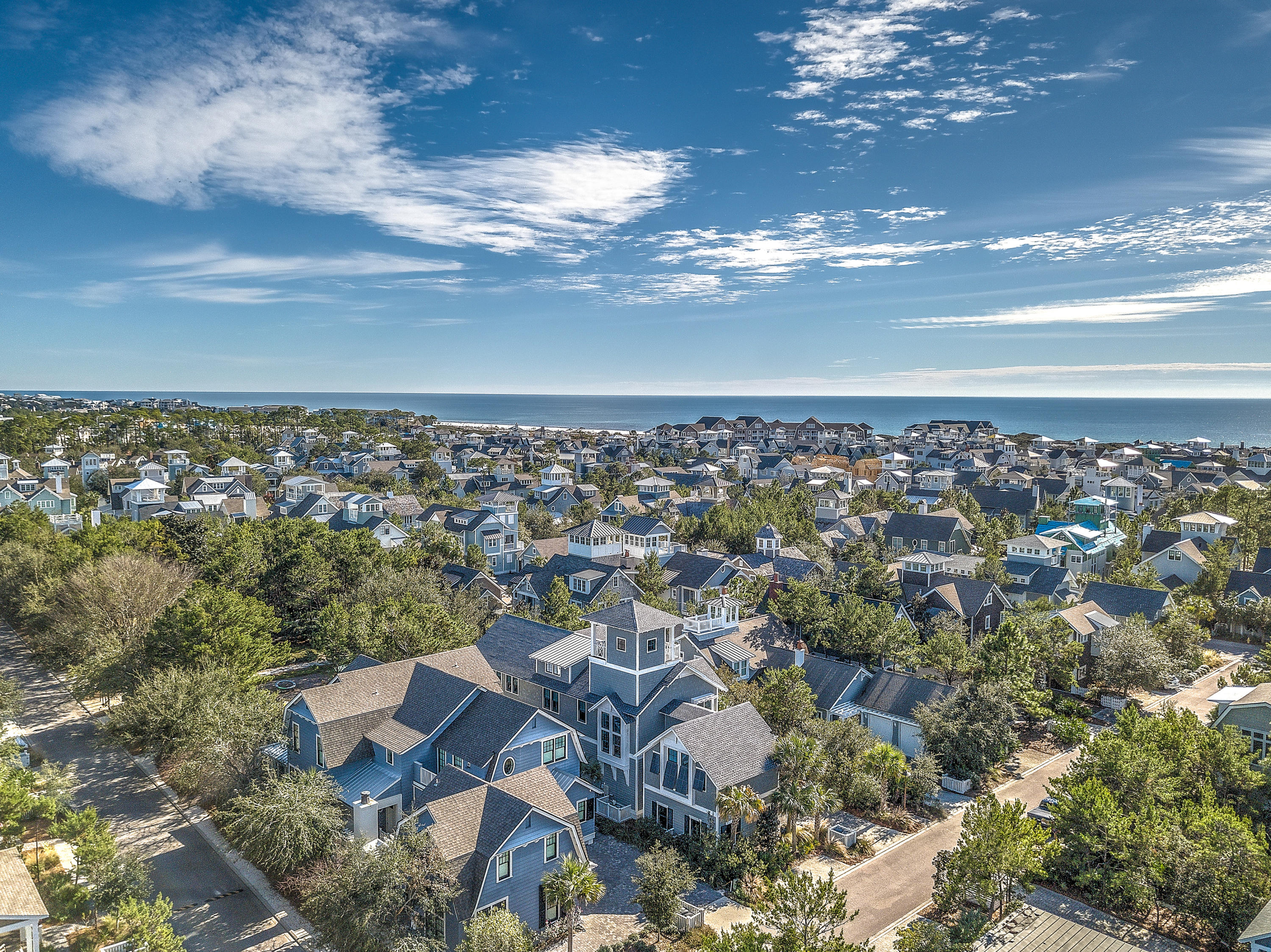 Photo of home for sale at 52 Shingle, Inlet Beach FL