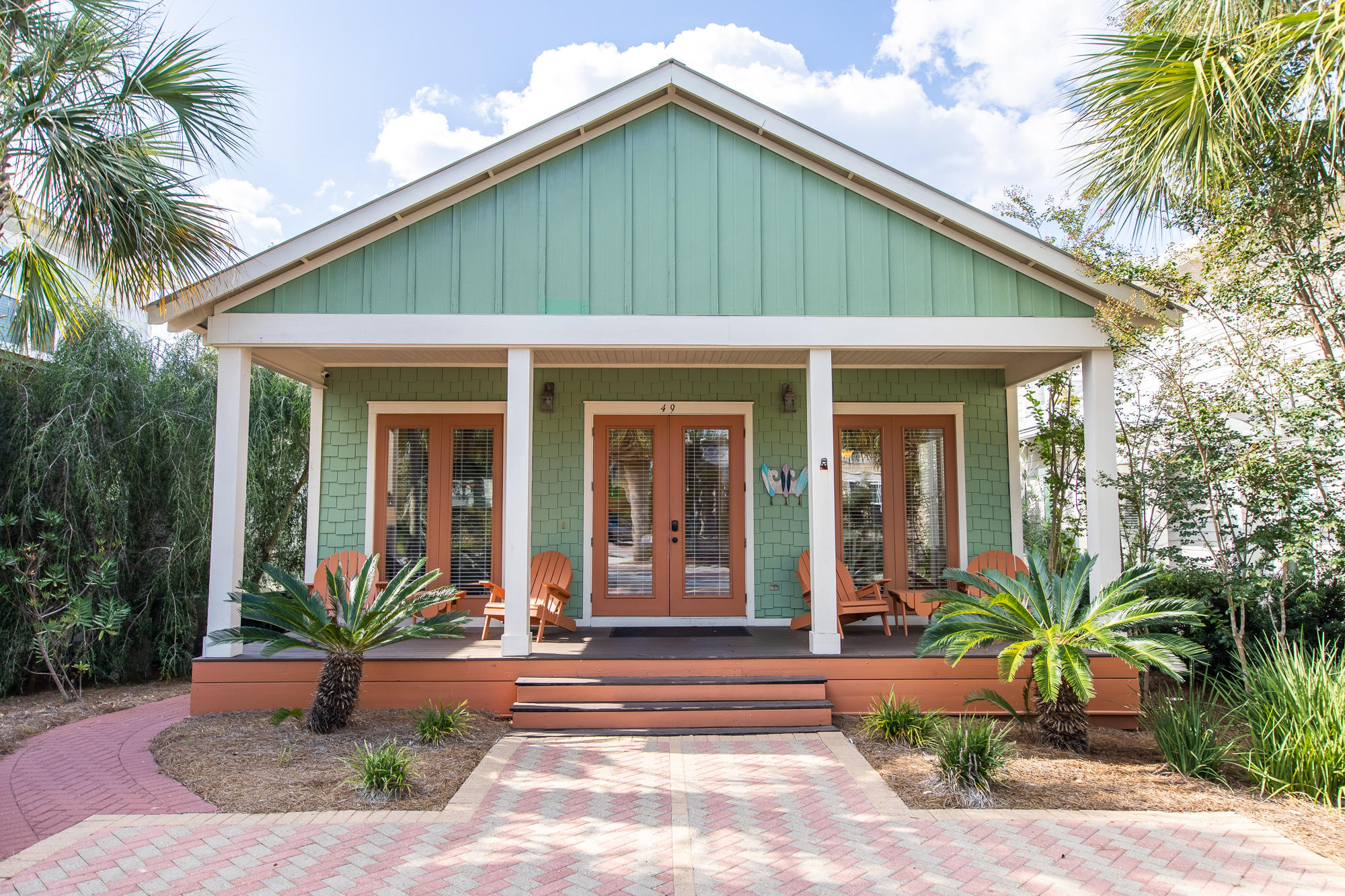 Photo of home for sale at 49 Endless Summer, Inlet Beach FL