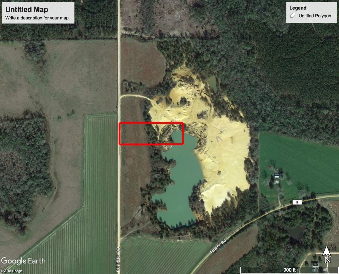 Photo of home for sale at 2.7 AC Cc Trail, Other AL