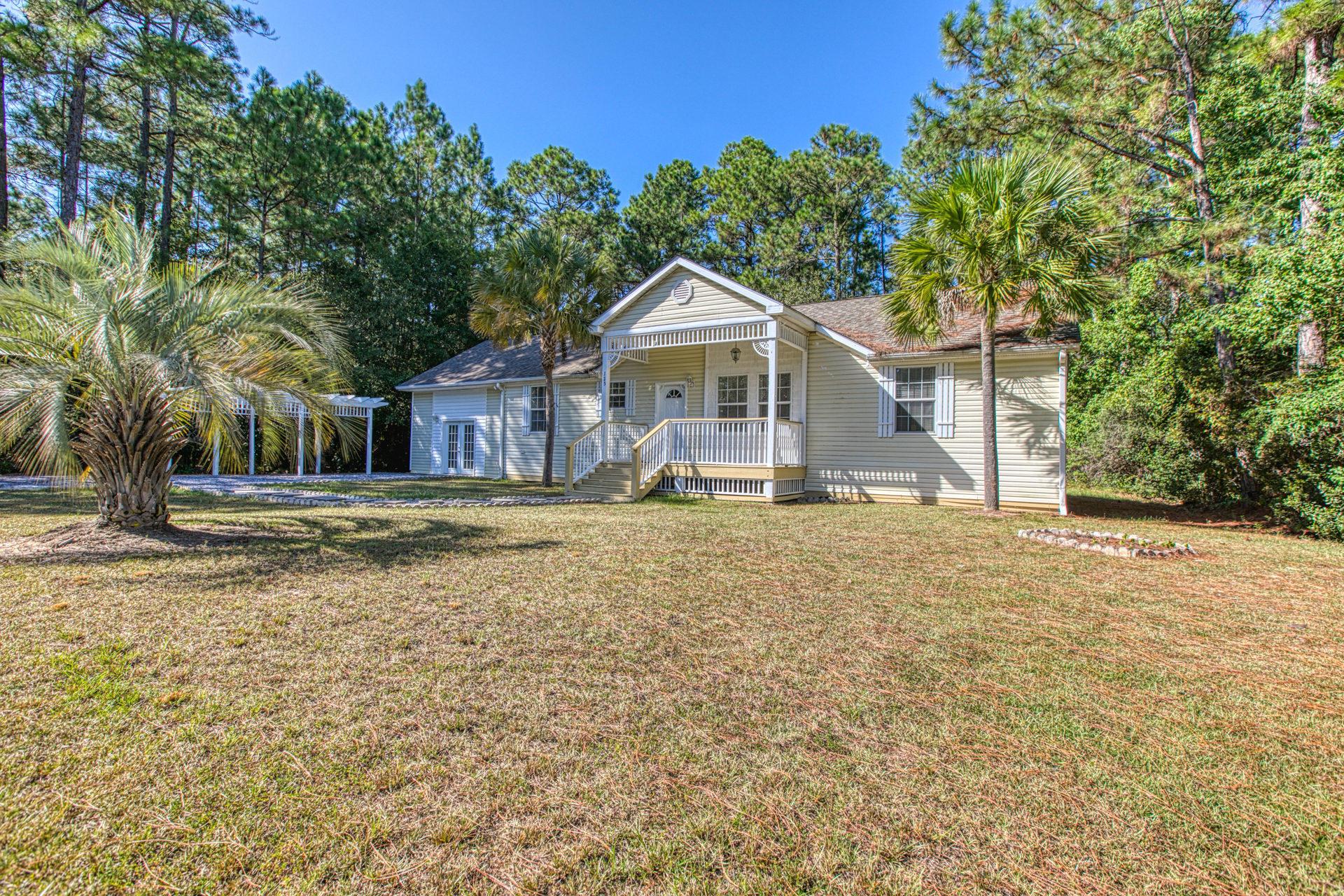 Photo of home for sale at 125 Markon, Santa Rosa Beach FL