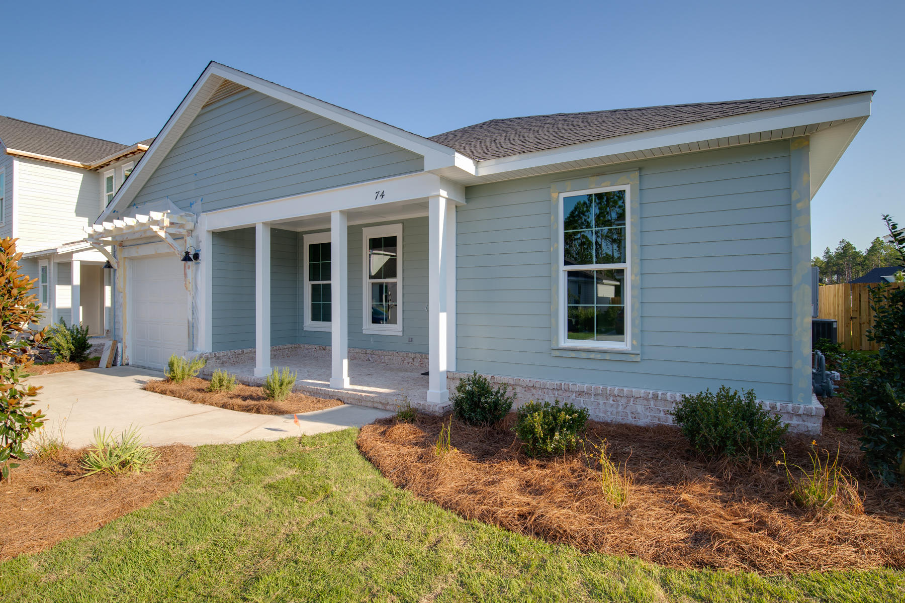 Photo of home for sale at 74 Windrow, Watersound FL