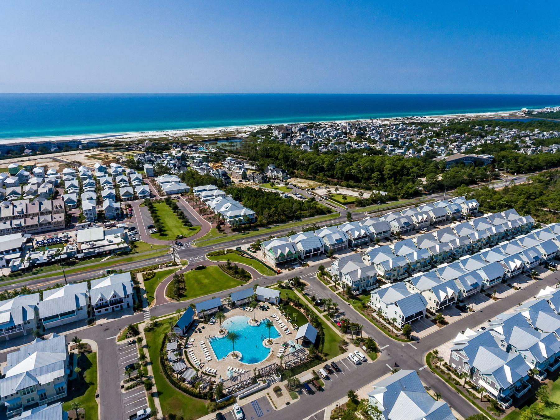 Photo of home for sale at 167 Milestone Drive, Inlet Beach FL