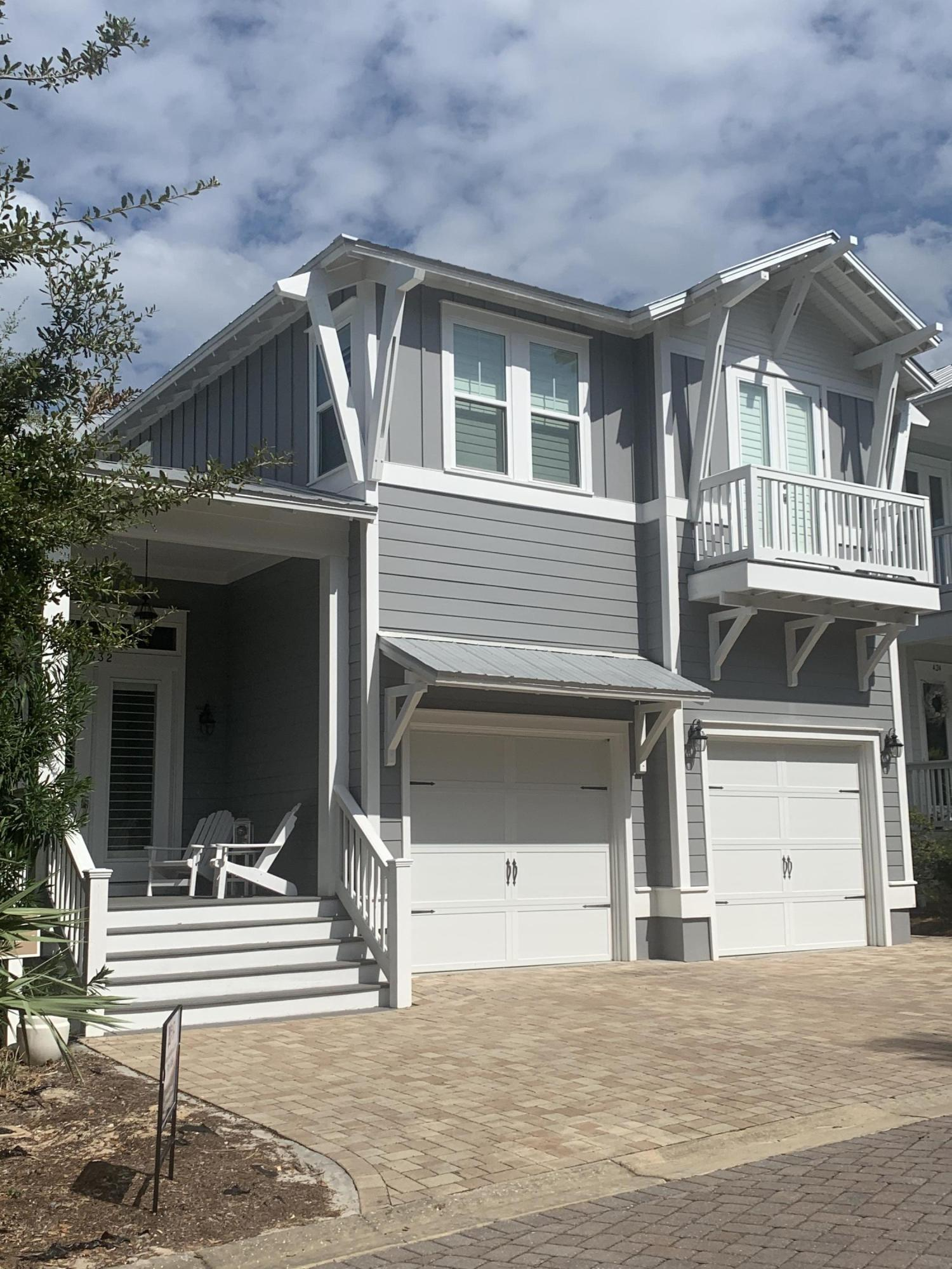 Photo of home for sale at 432 Gulfview, Santa Rosa Beach FL