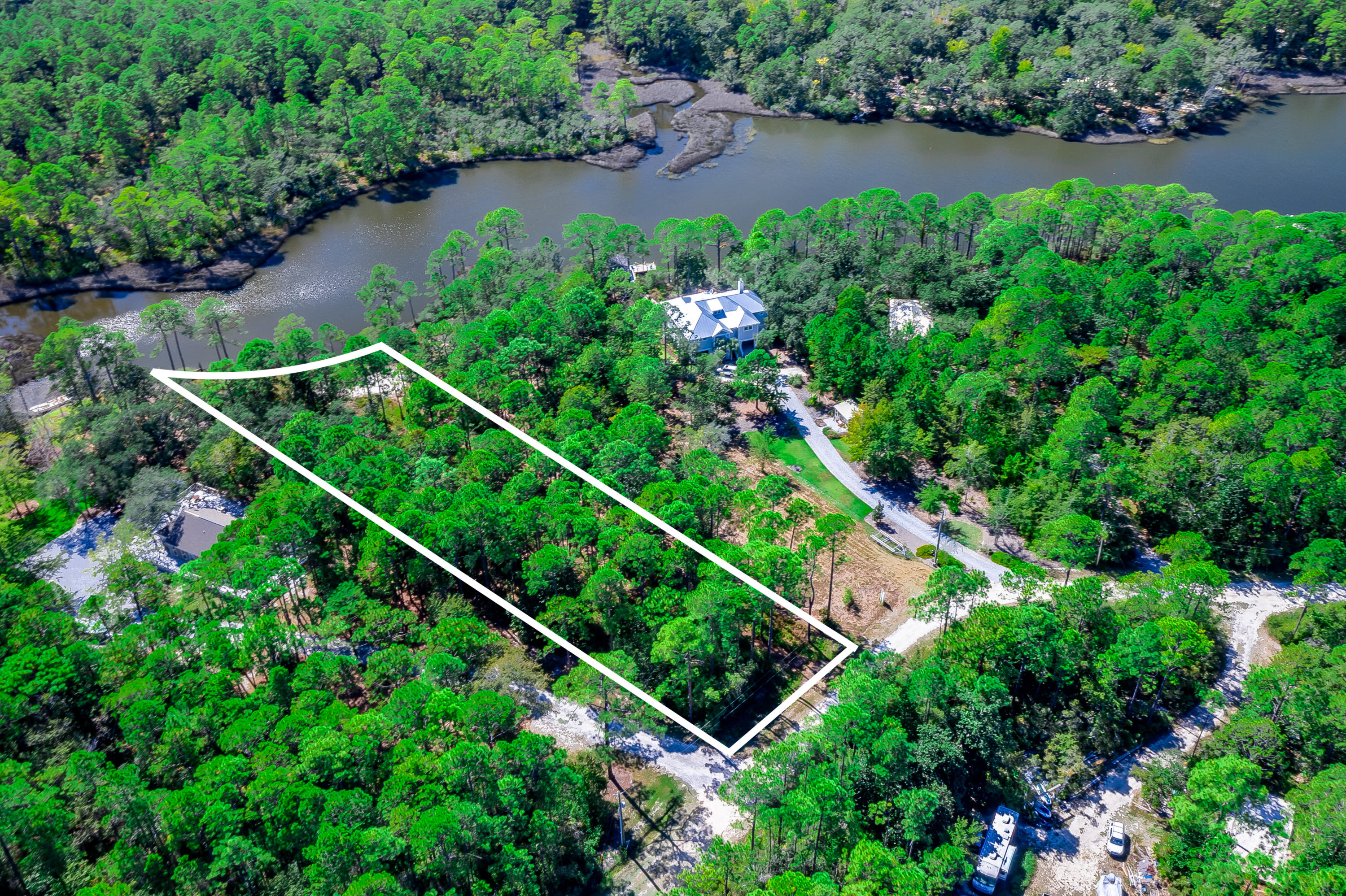 Photo of home for sale at LOT 8 Churchill, Santa Rosa Beach FL