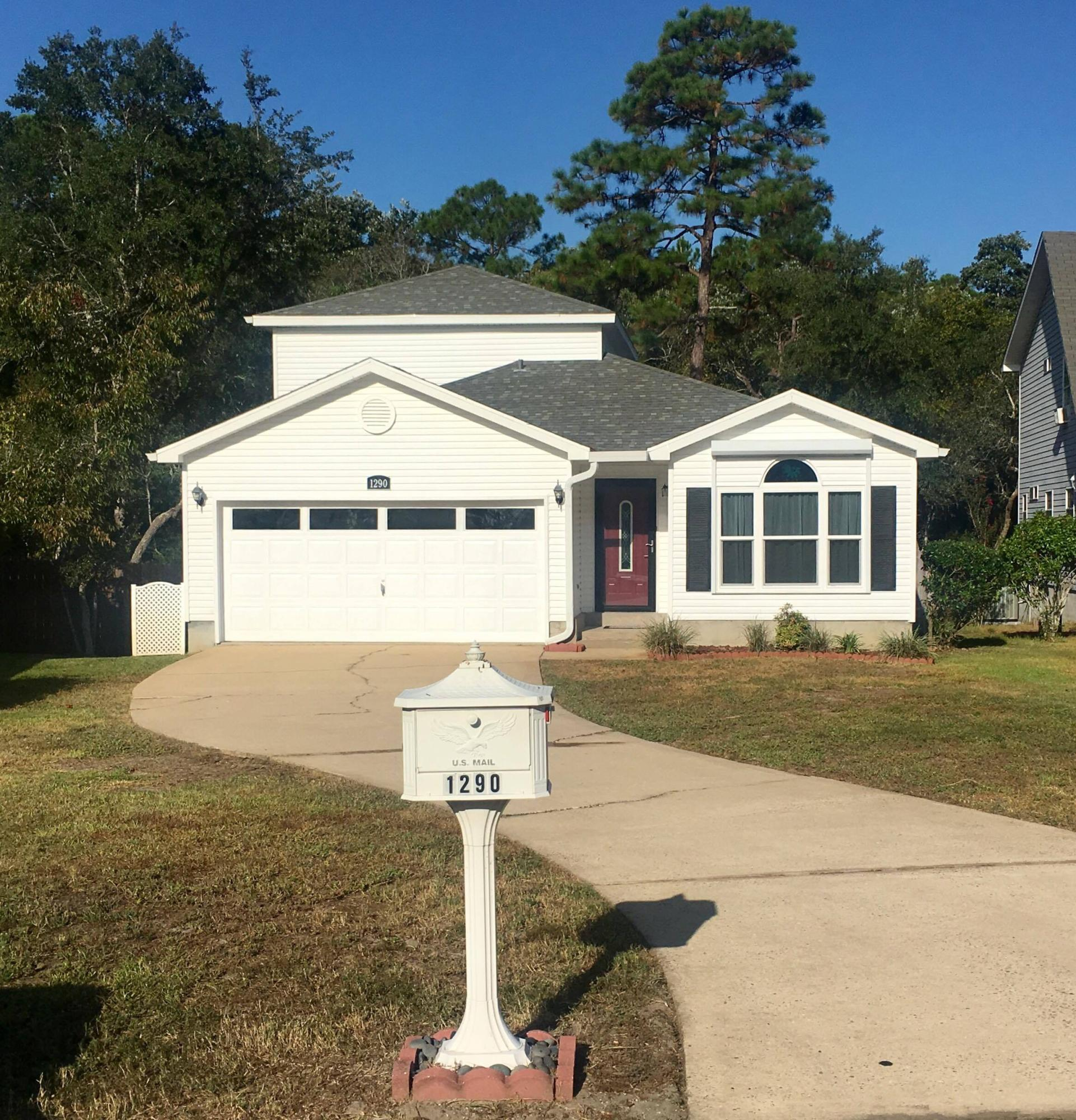 1290  Laura Lane, Niceville, Florida