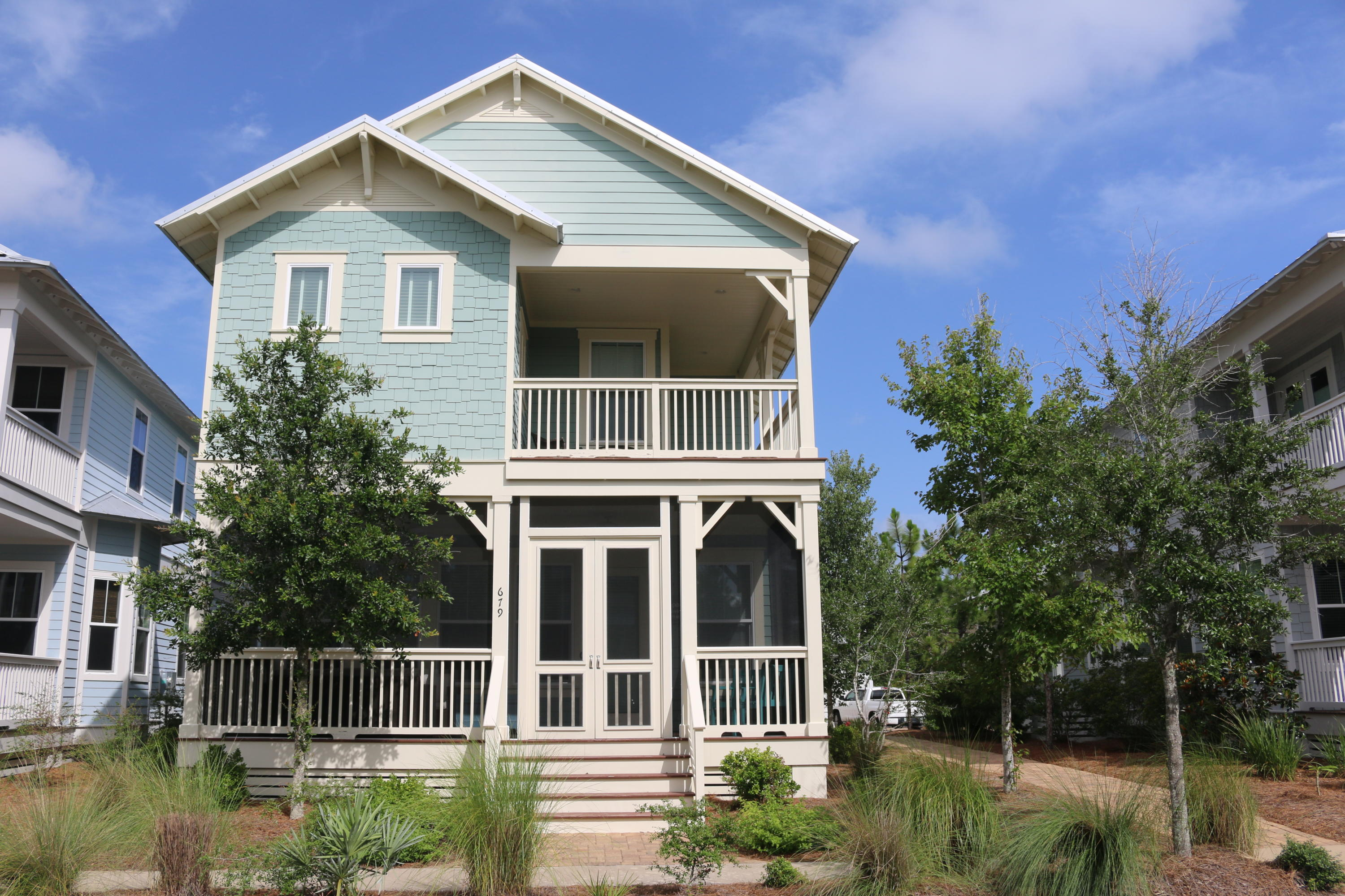Photo of home for sale at 679 Flatwoods Forest, Santa Rosa Beach FL