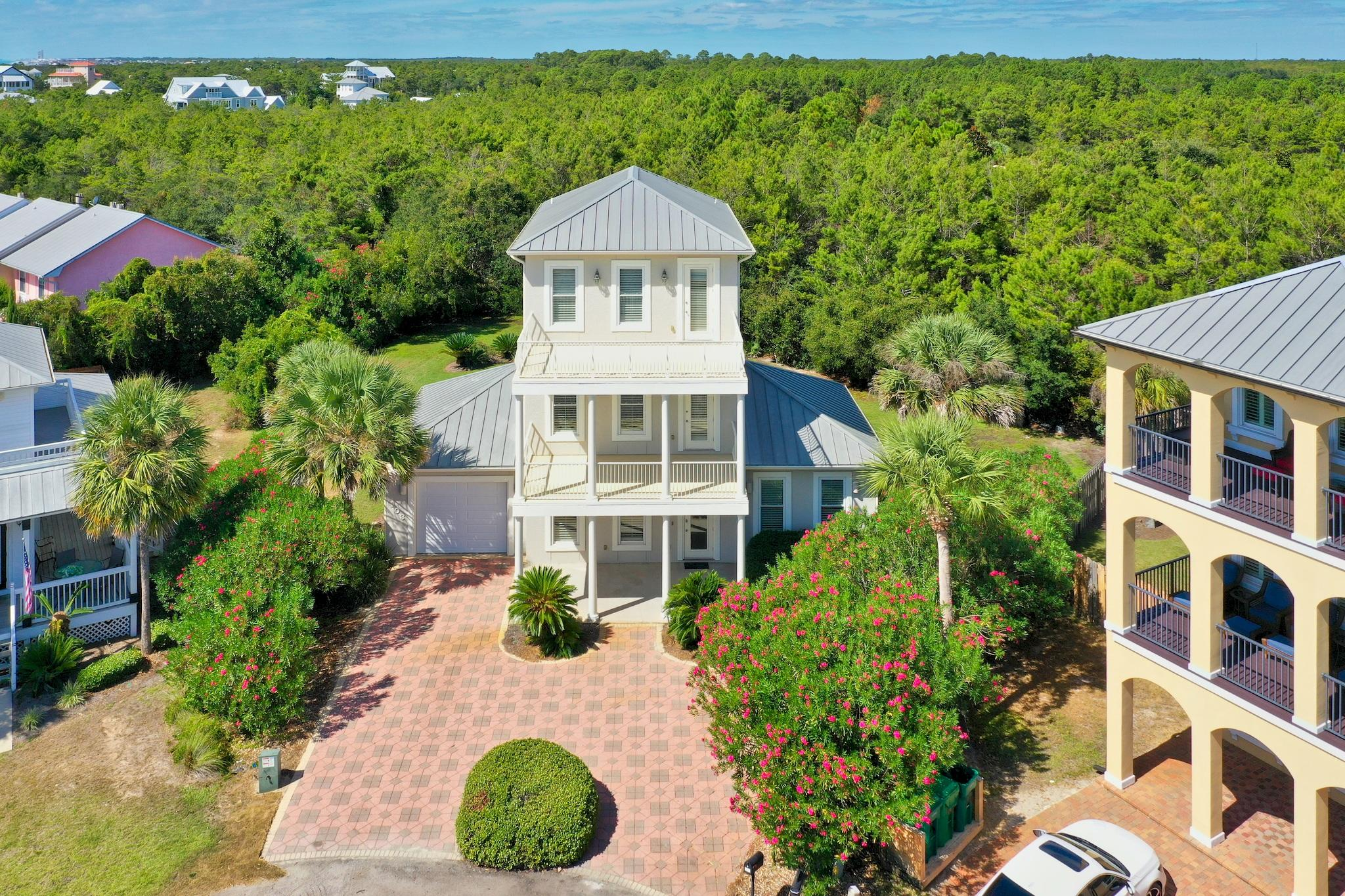 MLS Property 833424 for sale in Inlet Beach