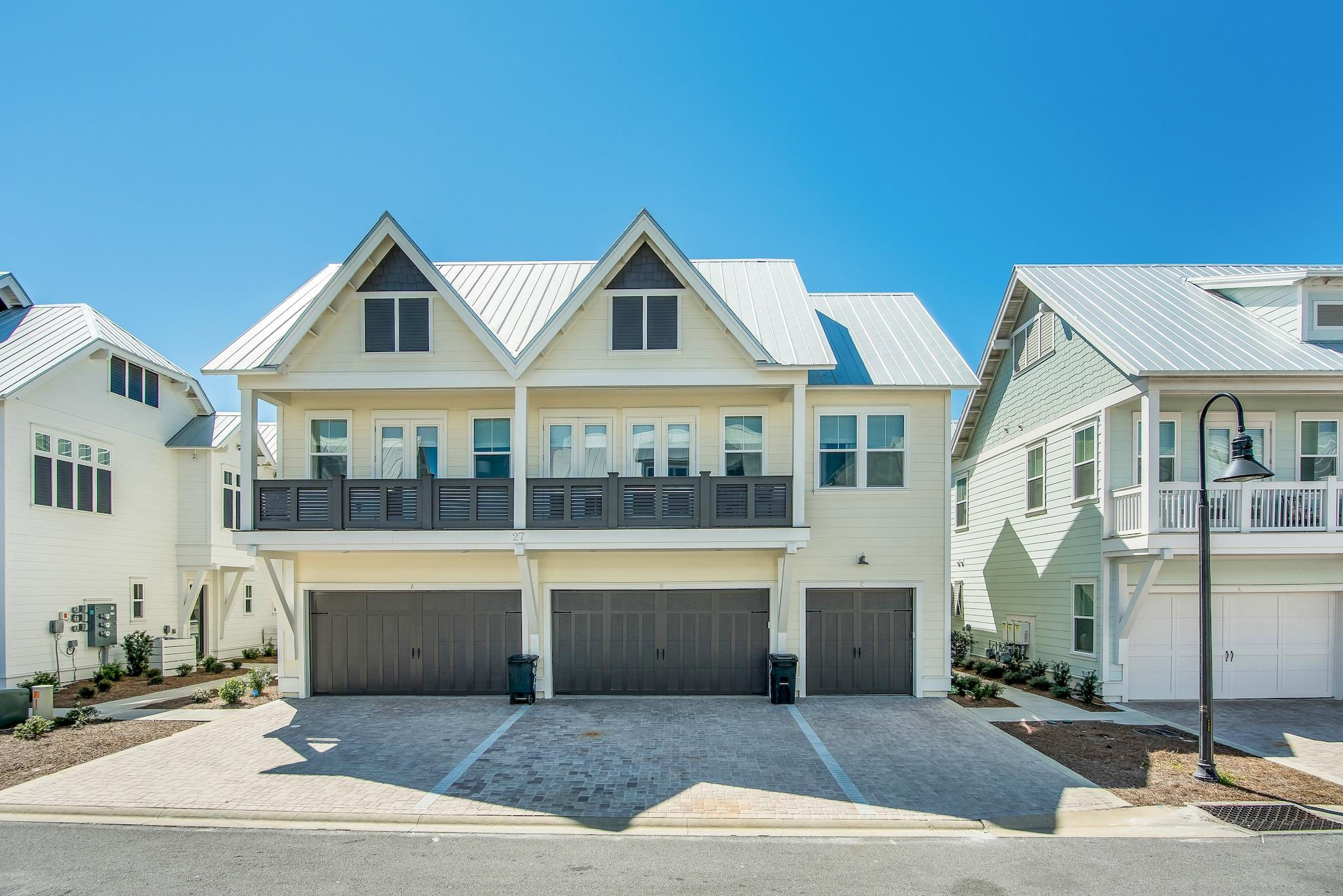 Photo of home for sale at 27 Dune Comet, Inlet Beach FL