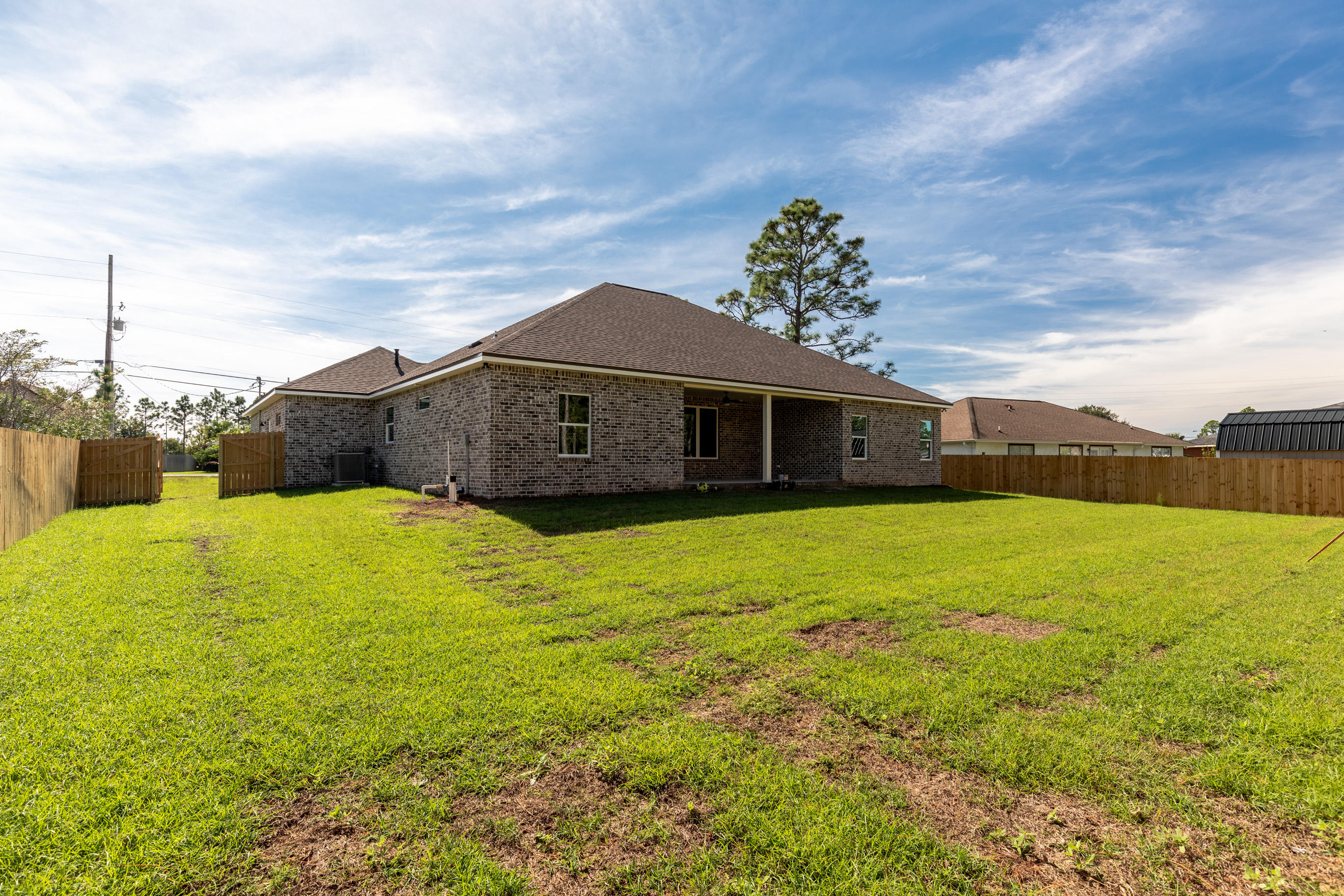 Photo of home for sale at 2418 Whispering Pines, Navarre FL