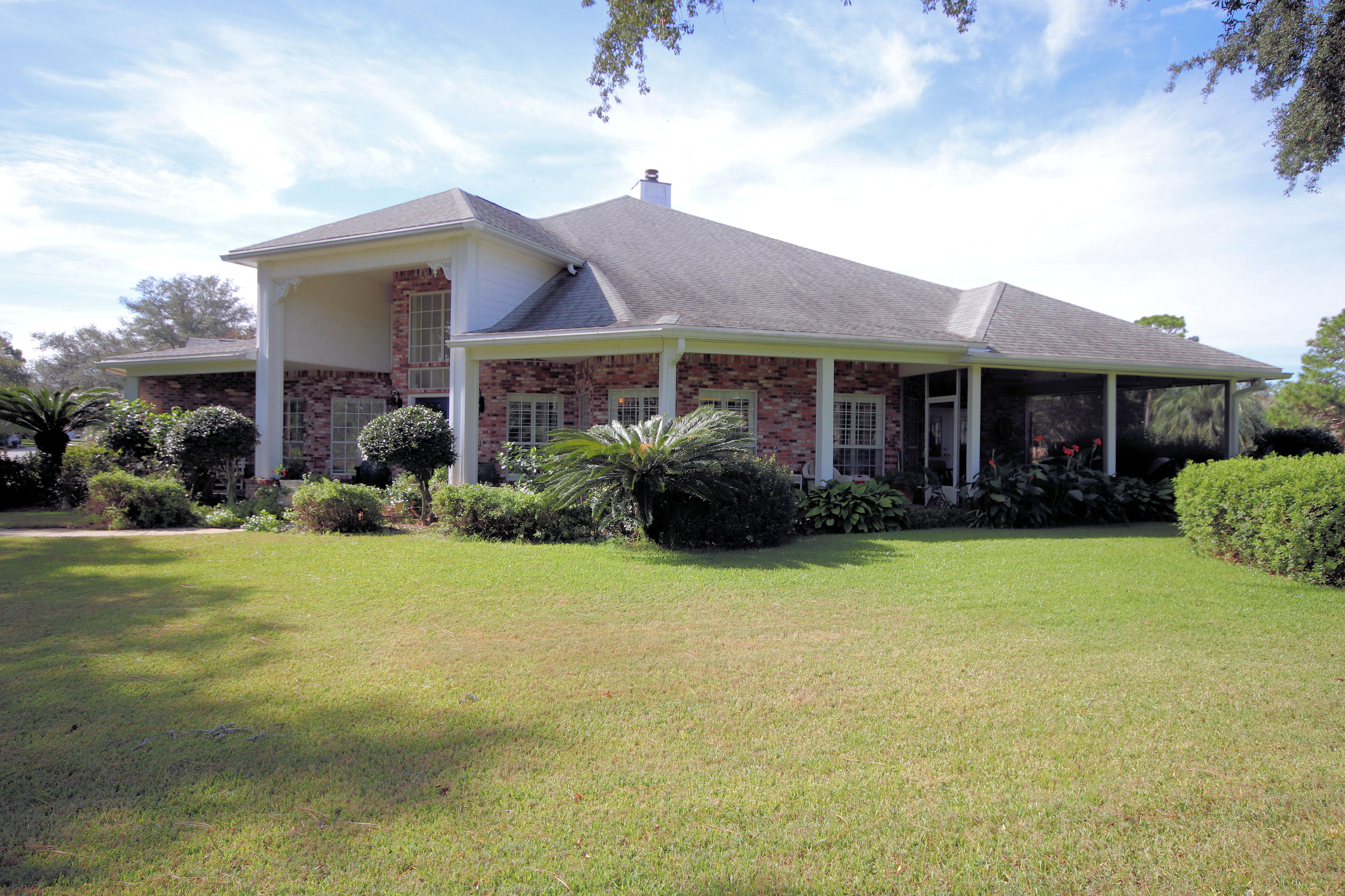 Photo of home for sale at 869 The Masters, Shalimar FL